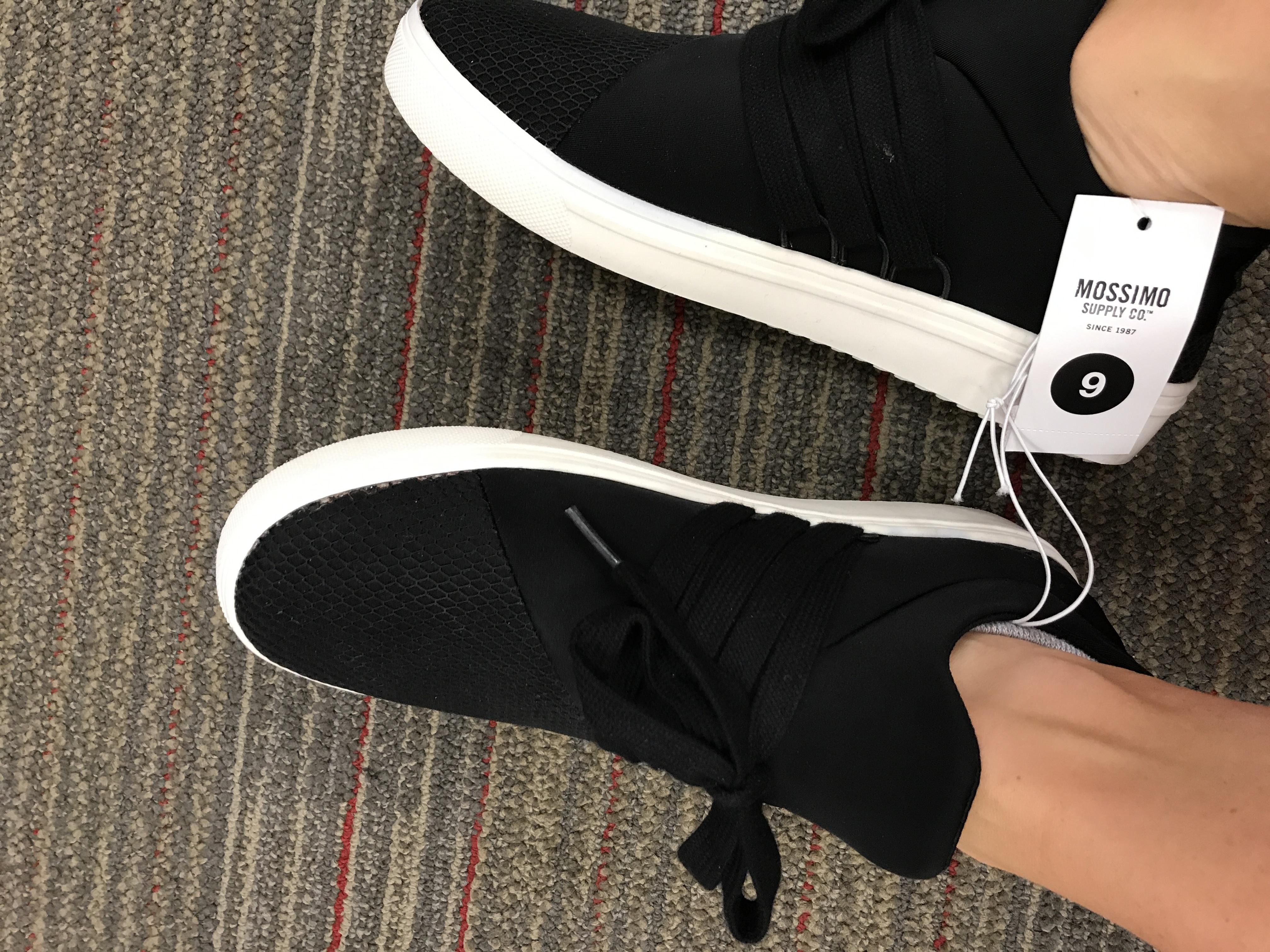 Target Lancer Sneaker Dupe - Best Target Shoe Dupes - Communikait by Kait Hanson