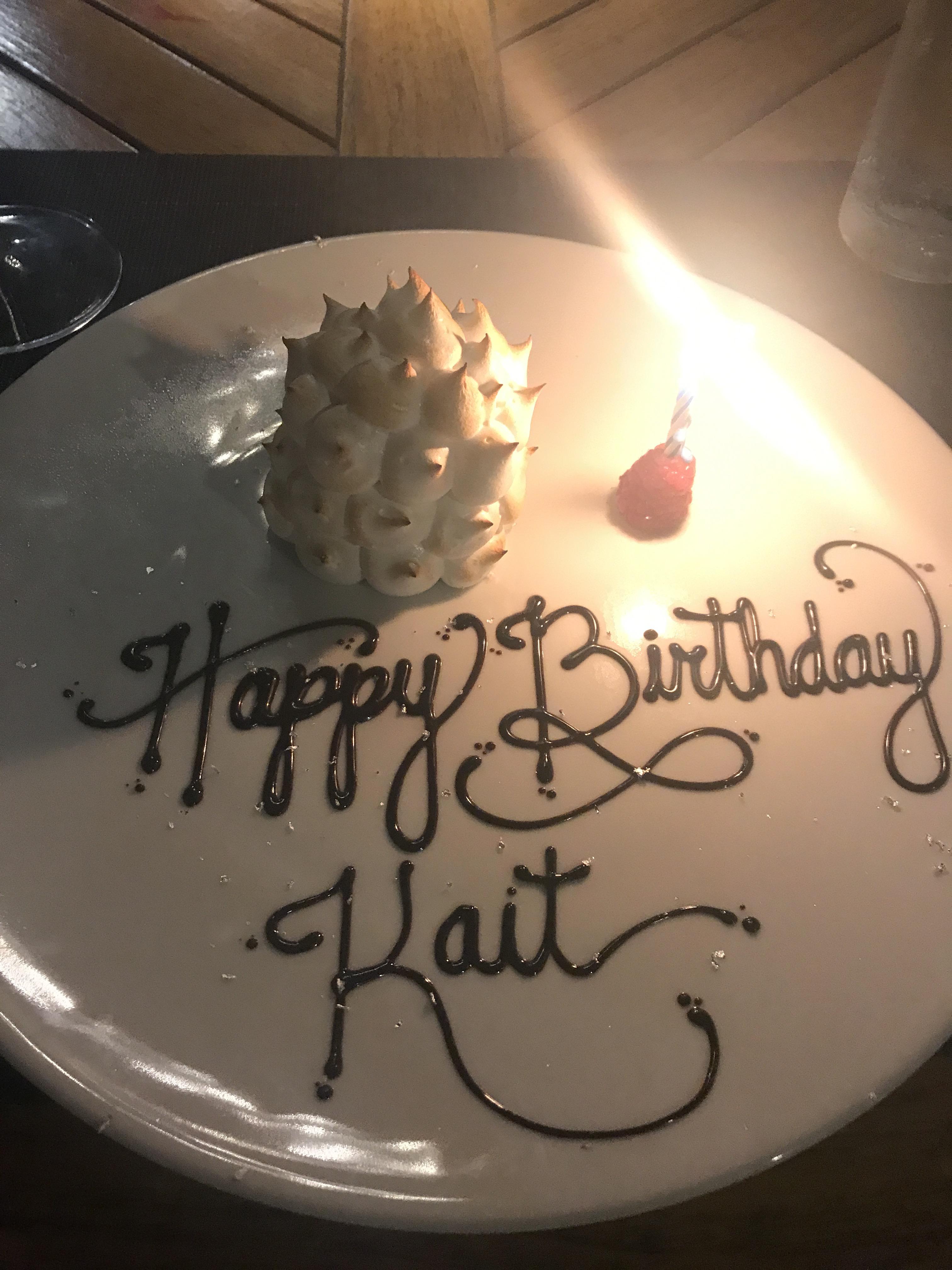 Birthday Weekend Recap: This Is 29! - Communikait by Kait Hanson