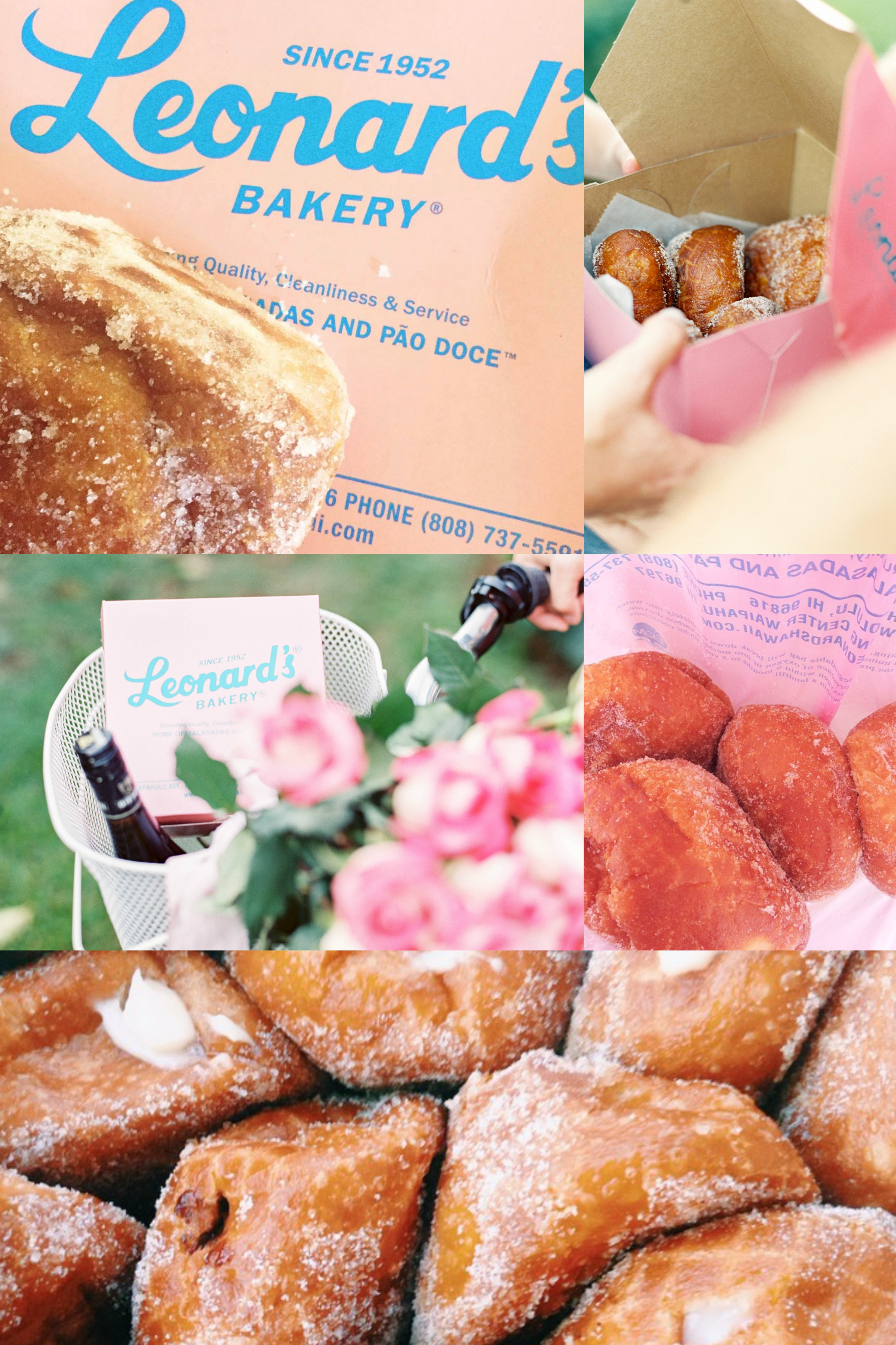 Leonard's Malasadas - The Instagram Guide To Honolulu - Instagram Worthy Spots Honolulu - Oahu Guide For Instagram - Best Places To Take Photos Honolulu - Oahu Vacation Guide - Where To Visit Hawaii - Hawaii Itinerary - Communikait by Kait Hanson