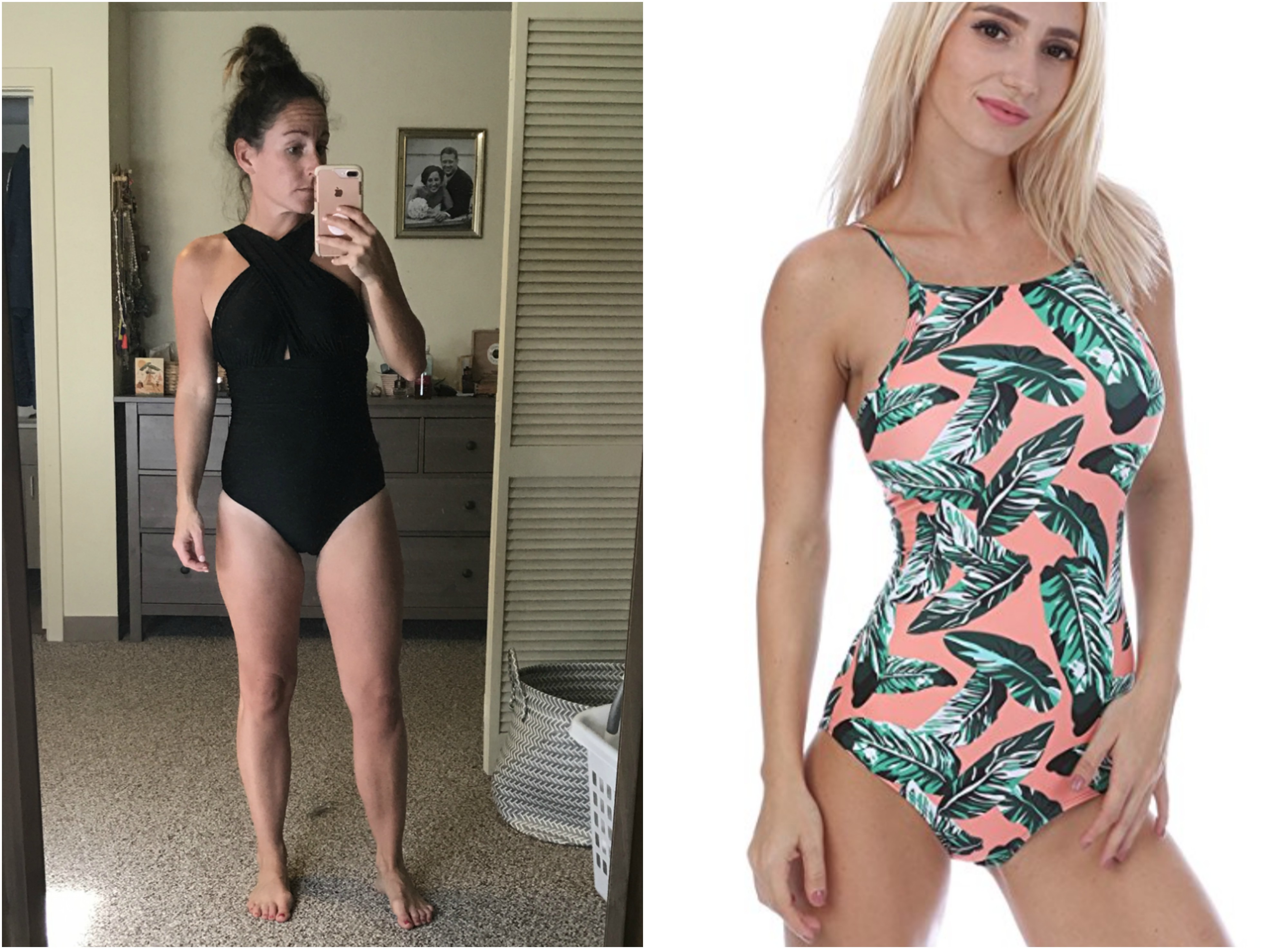 Amazon - The Best Places To Buy Swimsuits - Summer Swimwear - Best Swimwear - Best Swimwear To Buy Online - Flattering Swimsuits Guide - Communikait by Kait Hanson