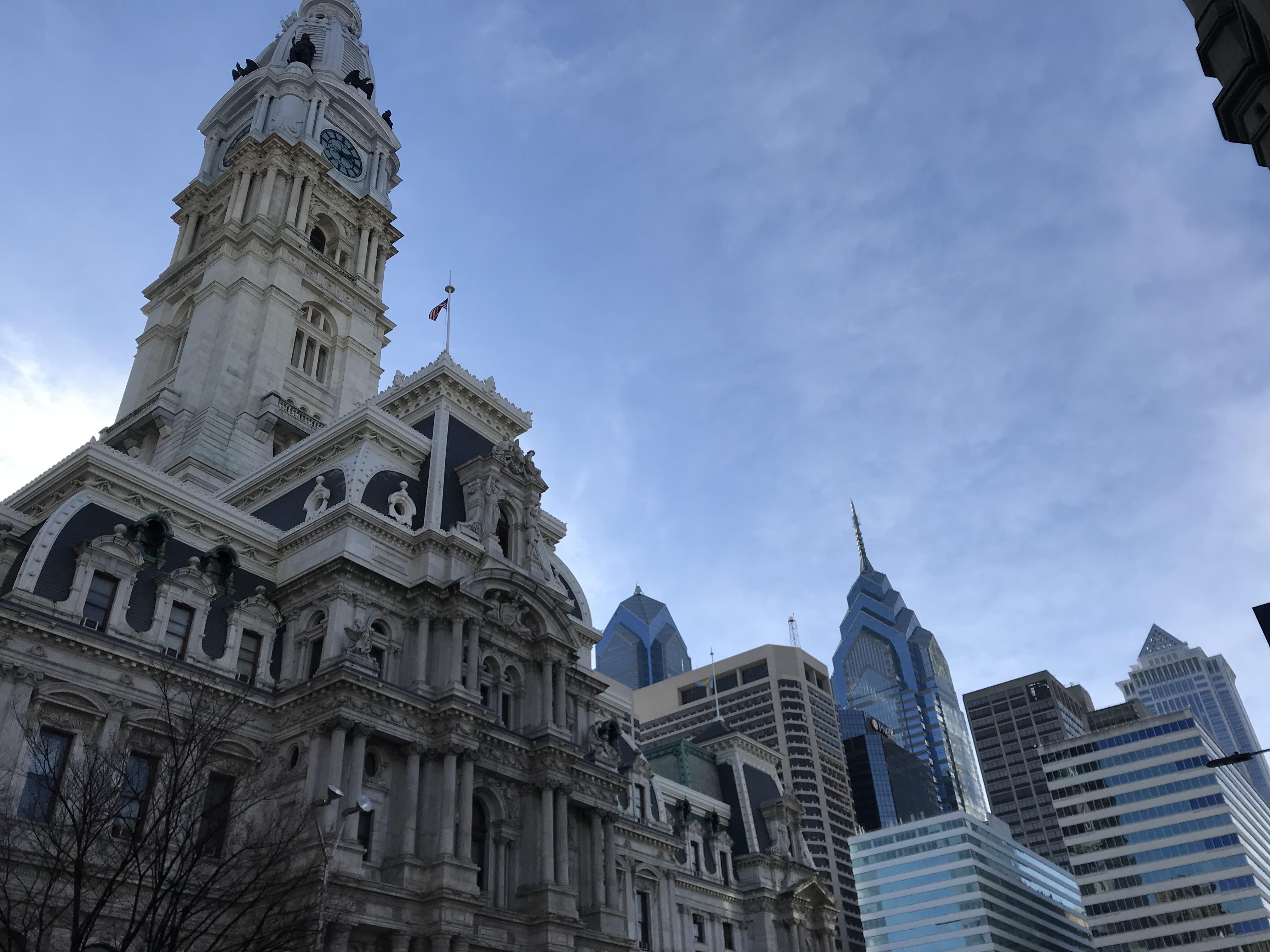 Philadelphia City Hall - Live Like A Local: Philadelphia, Pennsylvania - Travel Tips - Communikait by Kait Hanson