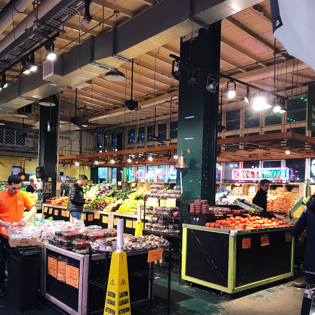 Reading Terminal Market - Live Like A Local: Philadelphia, Pennsylvania - Travel Tips - Communikait by Kait Hanson
