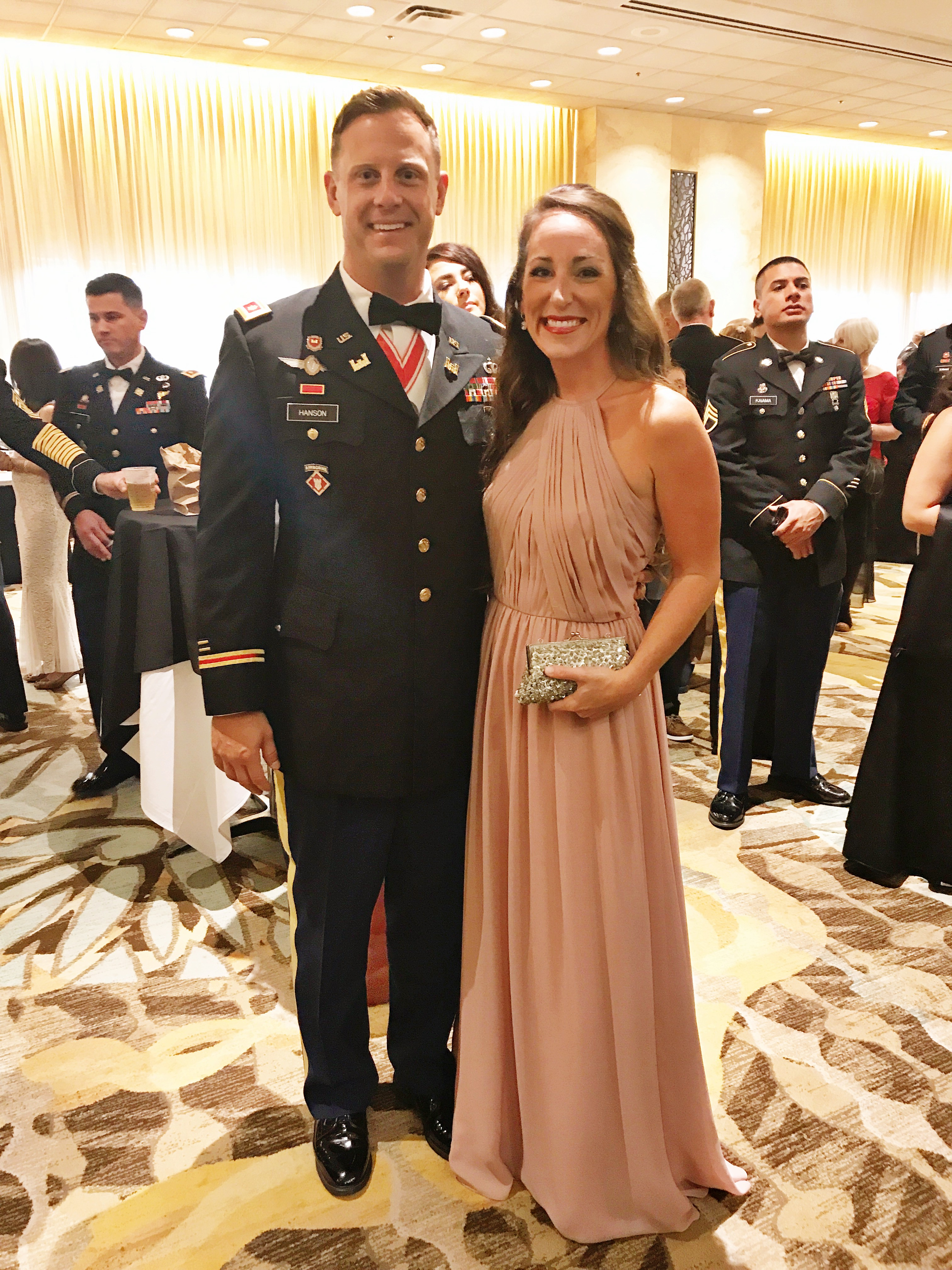 Army Ball - Our Weekend Recap - Communikait by Kait Hanson