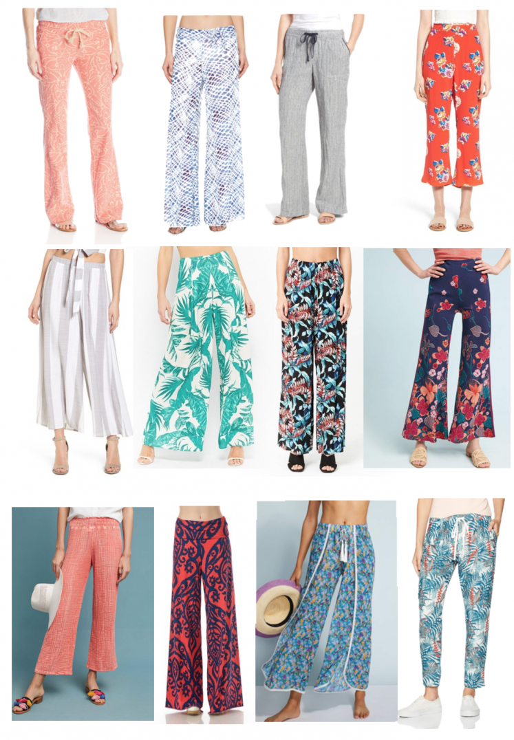 Loving Lately: Printed Pants Edition