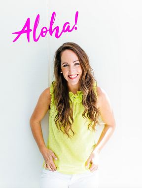 Kait Hanson, author of Communikait, a travel blog & Hawaiian lifestyle blog