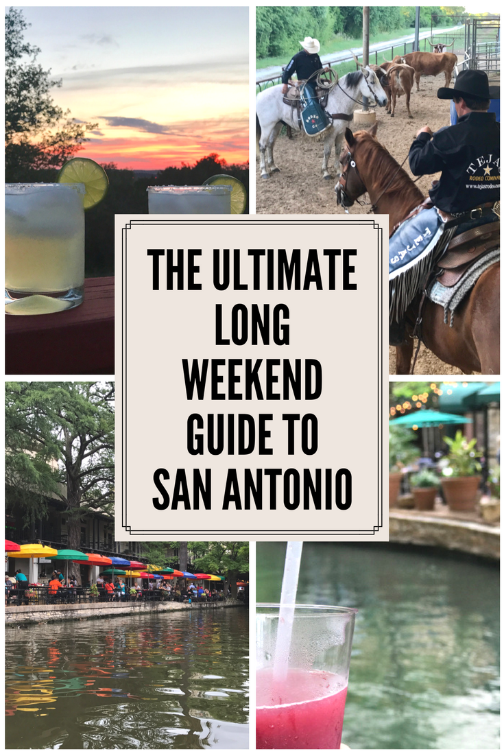The Ultimate Long Weekend Guide to San Antonio - San Antonio Things To Do - Riverwalk - Alamo - Things To Do In Texas - Texas Vacation Itinerary - Communikait by Kait Hanson