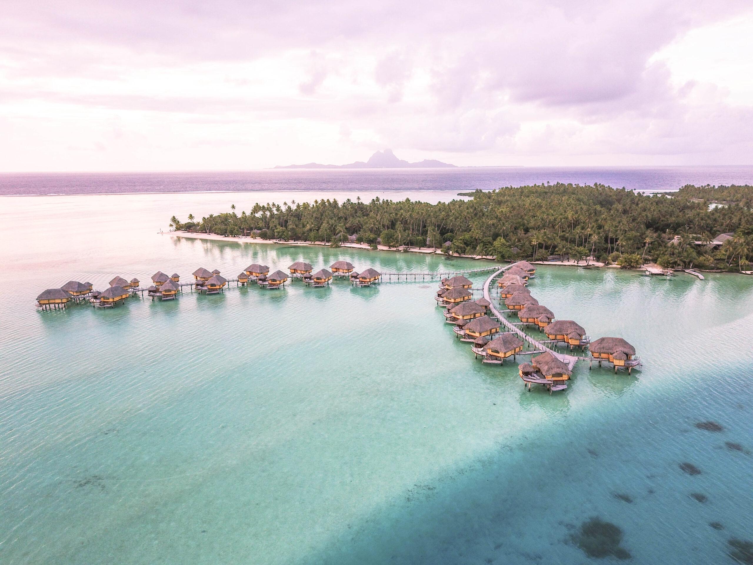 Tahiti Drone Photography
