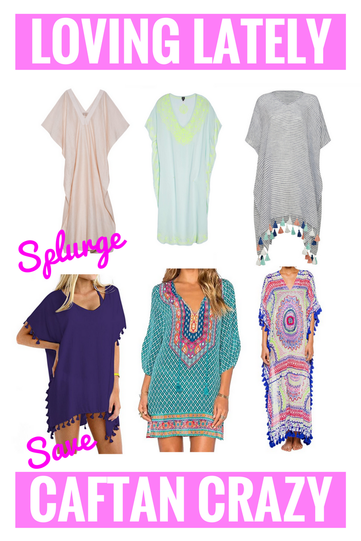 Loving Lately: Caftan Crazy - Best Summer Coverups - Caftan Styling - Summer Style - Fashion - Outfit of the day - Communikait by Kait Hanson