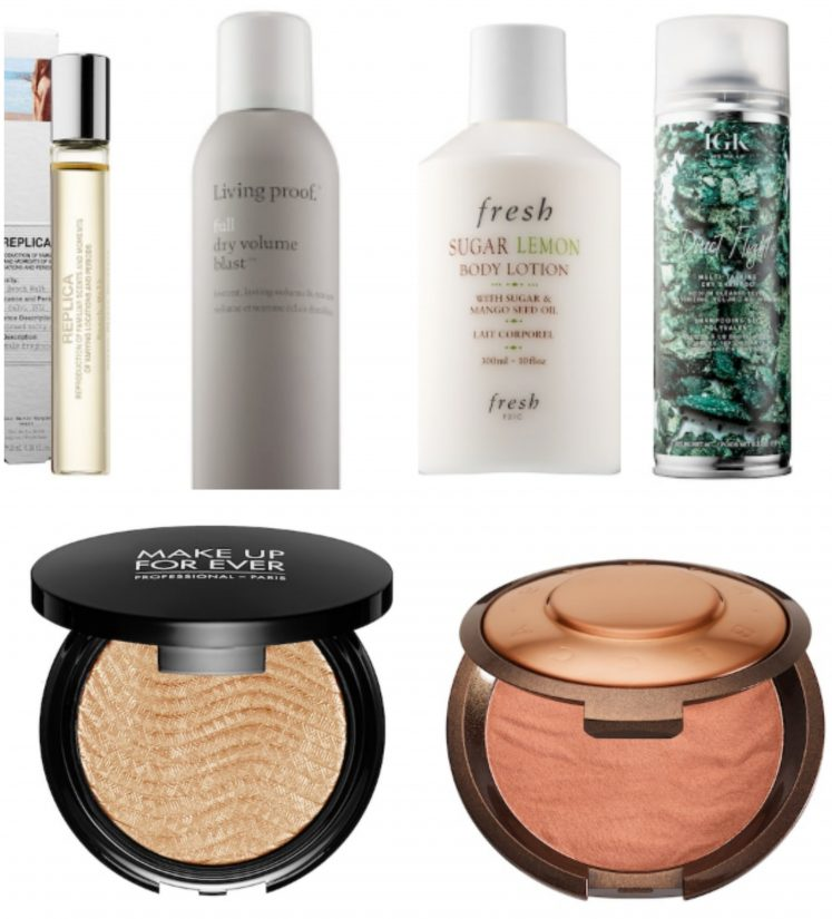 What I Ordered From The Sephora Sale