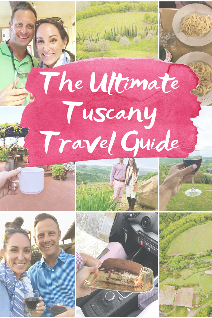3 Days In Tuscany - Tuscany Itinerary - Where to go in Tuscany Italy - Driving the Chianti Region of Italy - Tuscany Italy Road Trip - Italy Itinerary - What to do in Italy - Communikait by Kait Hanson