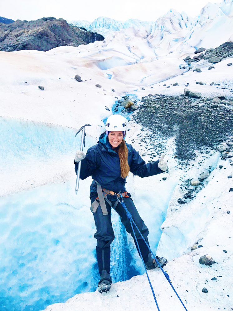 Our Experience Trekking Mendenhall Glacier