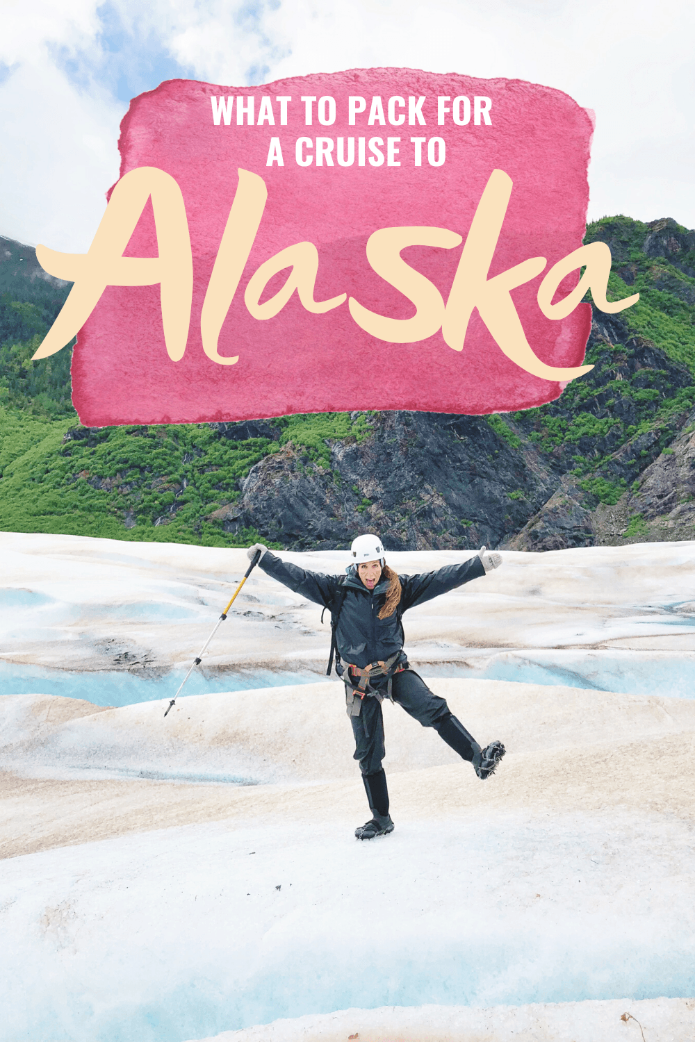 What To Pack For a Cruise To Alaska