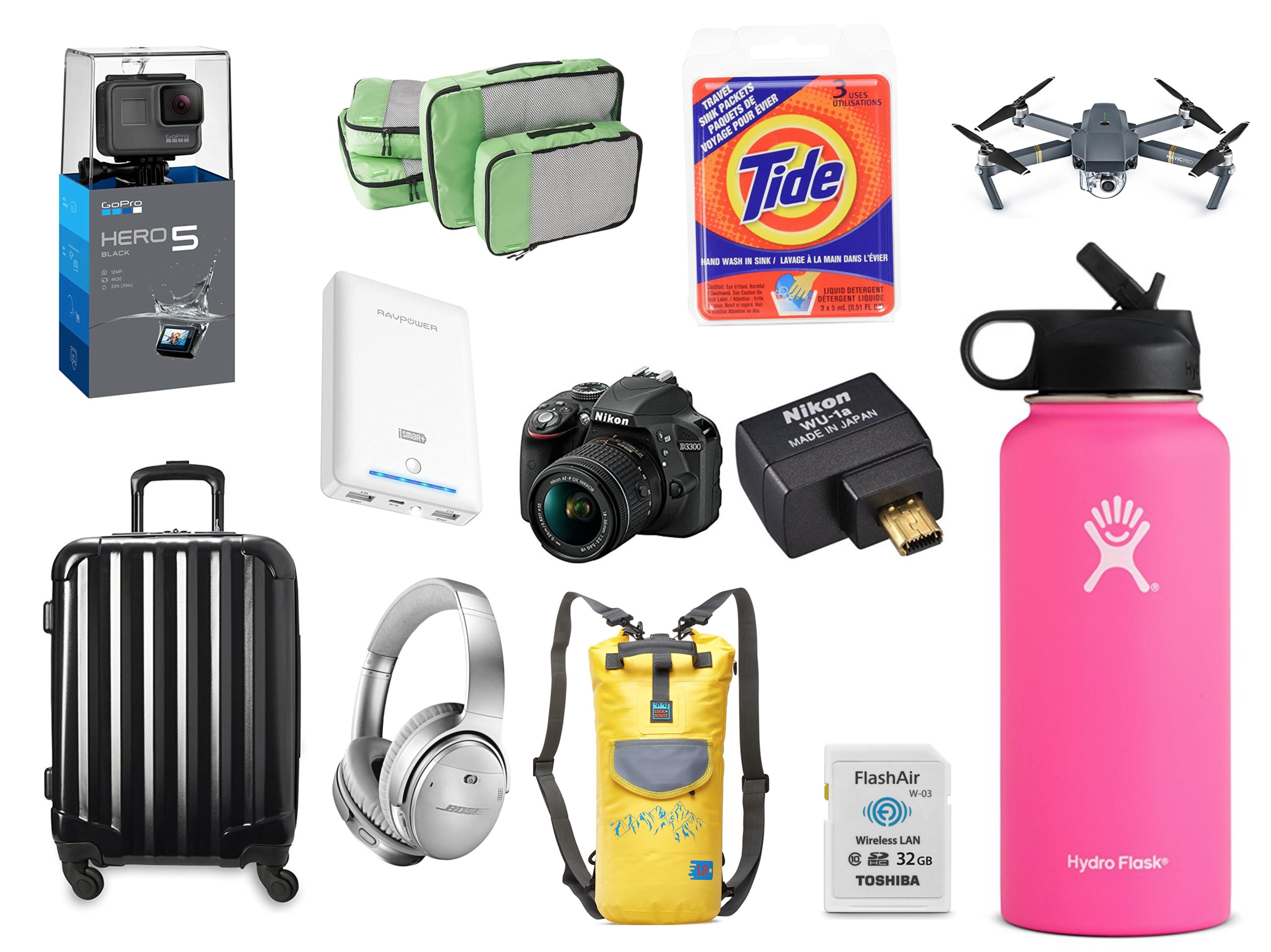 Travel Accessories I Actually Use - Travel Hacks - Travel Accessories - International Travel Must Haves - Communikait by Kait Hanson #travel #travelhacks #wanderlust #travelaccessories