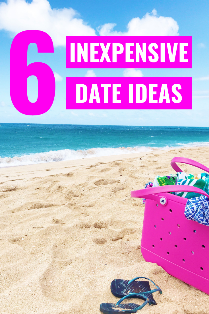 6 Inexpensive Date Ideas For When You're Trying To Save Money - Inexpensive Date Night Ideas - Creative Inexpensive Date Ideas - Good Cheap Date Ideas - Fun Cheap Date Ideas - Cheap Date Night Ideas - Cheap Romantic Date Ideas - Communikait by Kait Hanson #budget #cheapdateideas #datenightideas #budgetingtips