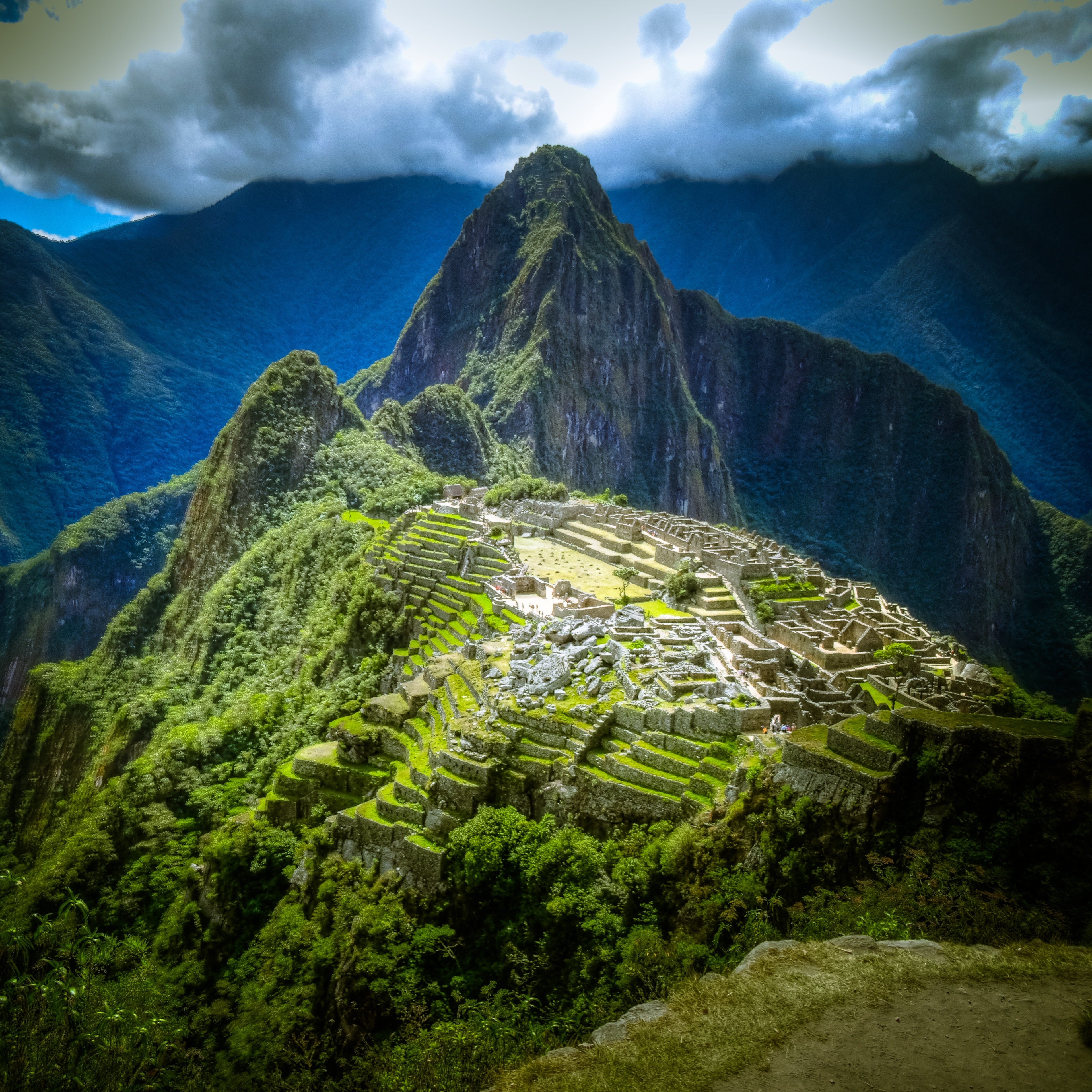 Machu Picchu - Places I Would Like To Visit One Day - Communikait by Kait Hanson