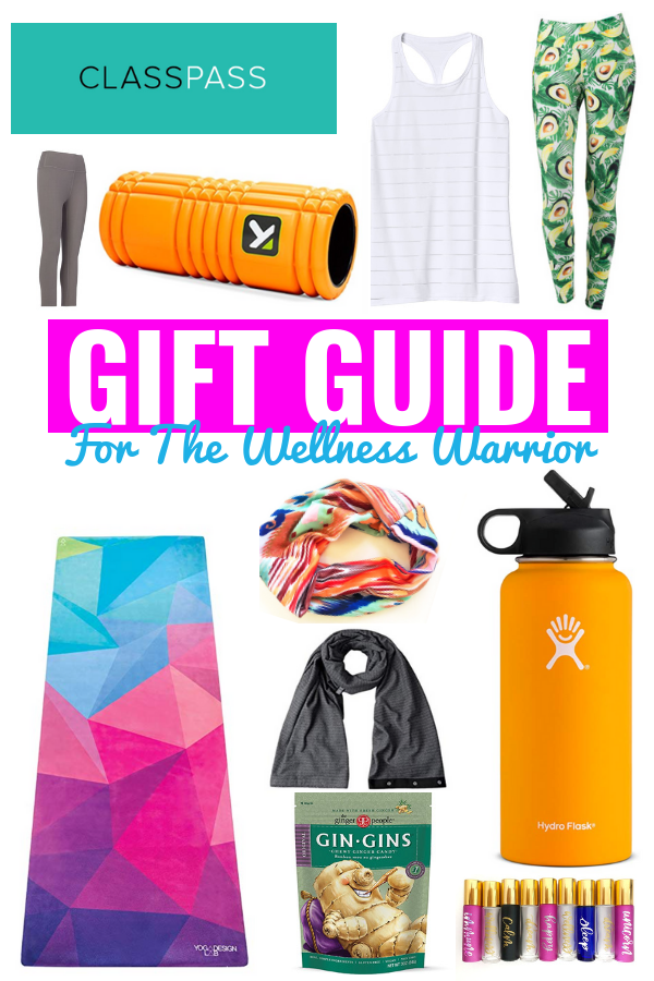 Gift Guide For The Fitness + Wellness Enthusiast