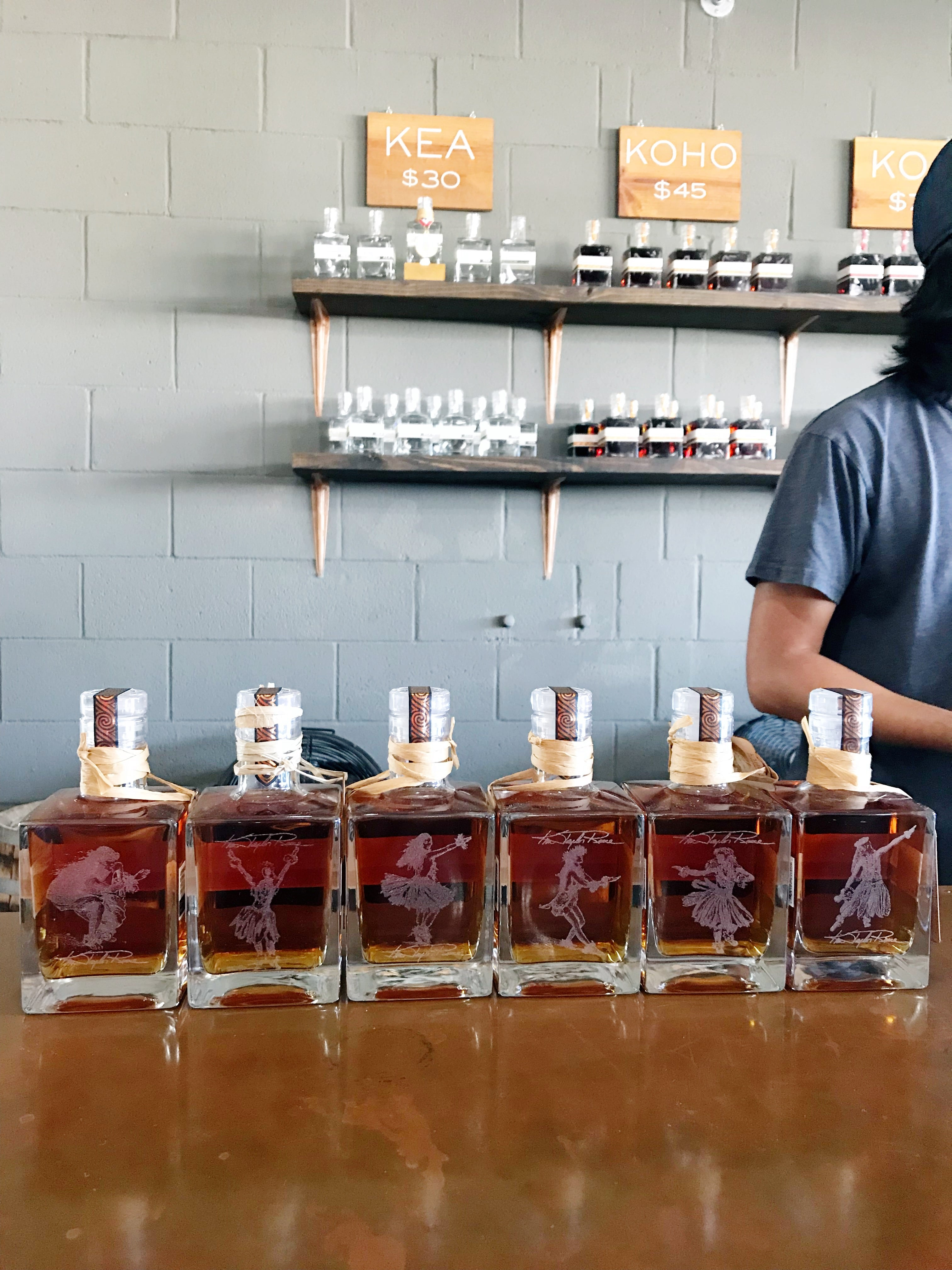 Touring KōHana Rum Distillery + Tasting Room - Oahu Hawaii - Hawaii Vacation - What to do on Oahu - Day trip from Honolulu - #hawaii #oahu #KoHana #Manulele