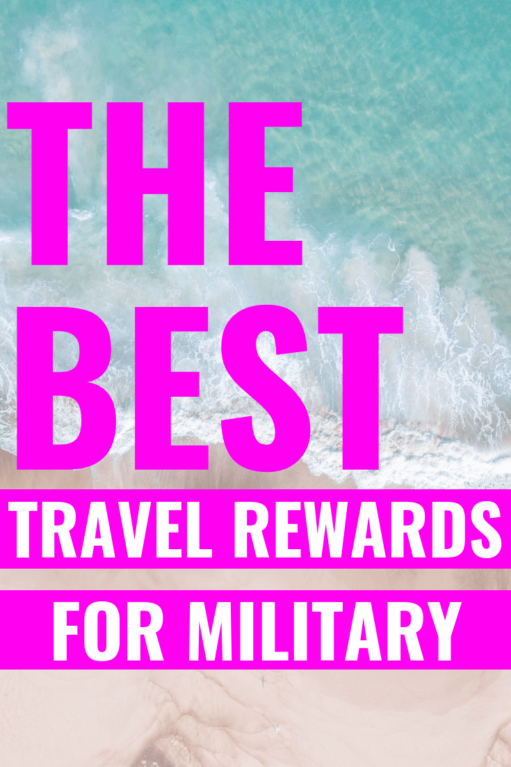 The Best Travel Credit Card For Military Families