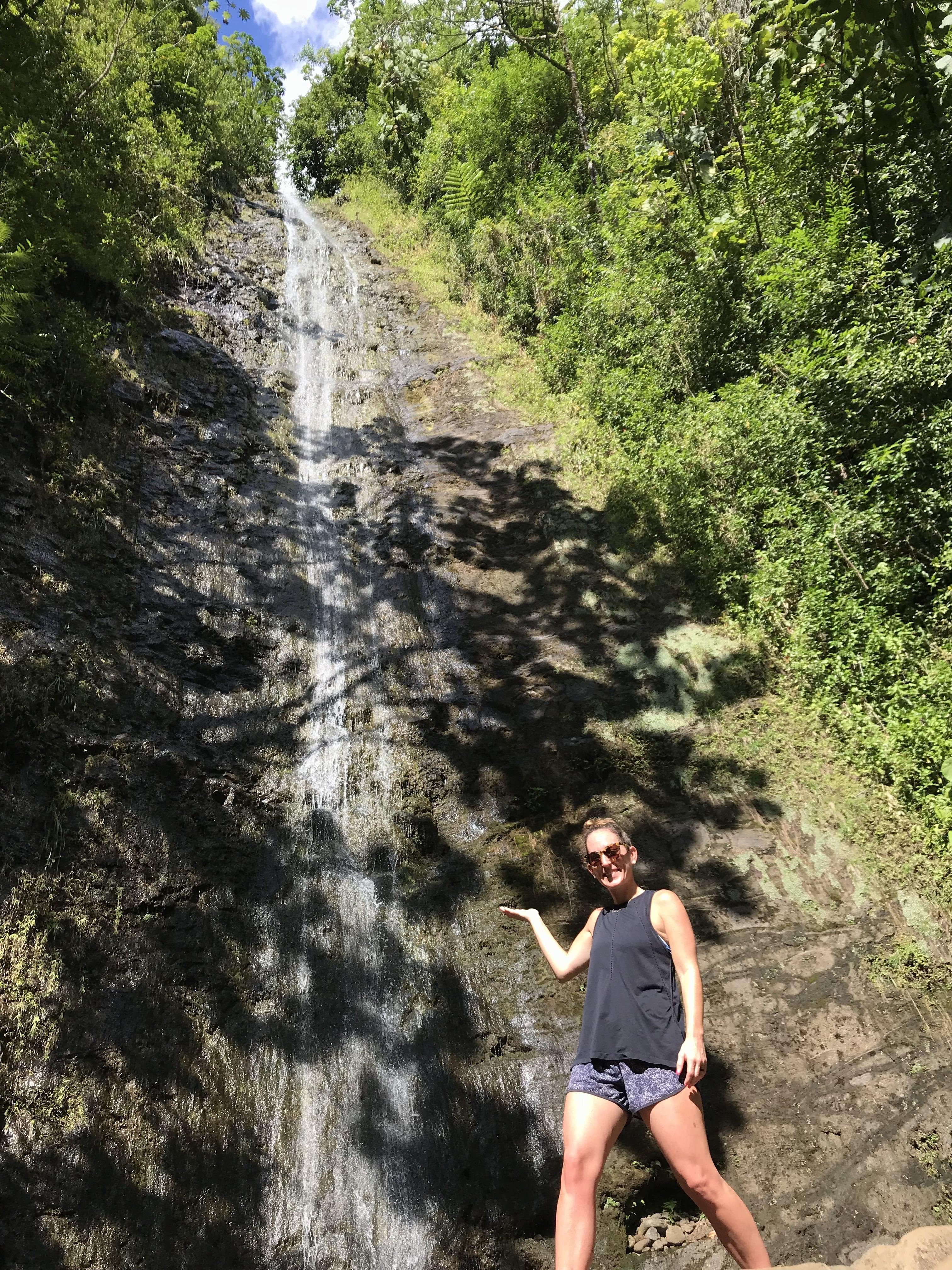 Hiking In Hawaii: Manoa Falls - Manoa Falls Hike - Is Manoa Falls Easy - Manoa Falls Kid Friendly - Manoa Falls Oahu - Manoa Falls Hours - Manoa Falls Trail Oahu - Manoa Falls Hike - Oahu Hikes - Best Oahu Hikes - Short Oahu Hikes - Easy Hawaii Hikes - #oahu #manoafalls #hawaii #hiking