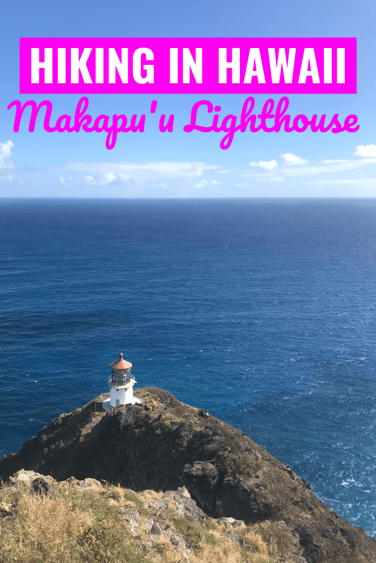 Hiking In Hawaii: Makapuu Lighthouse Trail