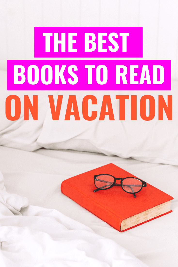 The Best Books To Pack For Vacation