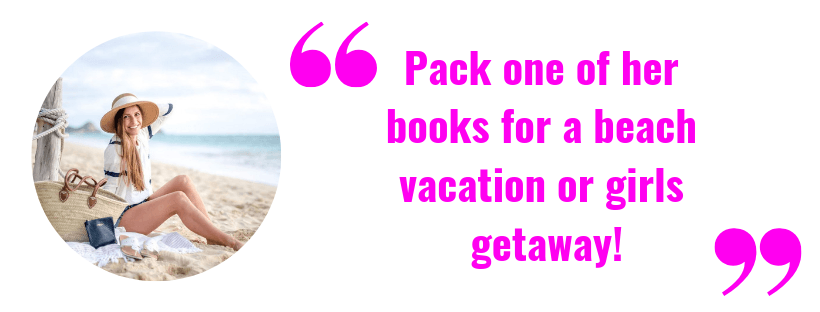 The Best Books To Pack For Vacation - Books For Vacation - Best Travel Books - Beach Reads - Pool Reads - Book Review - Book Recommendations 2019 - #bookstoread #travel #vacation