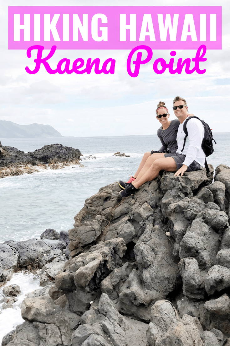Hiking In Hawaii: Kaena Point