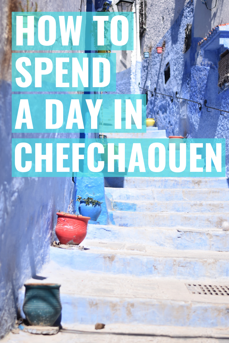 How To Spend A Day In Chefchaouen, Morocco