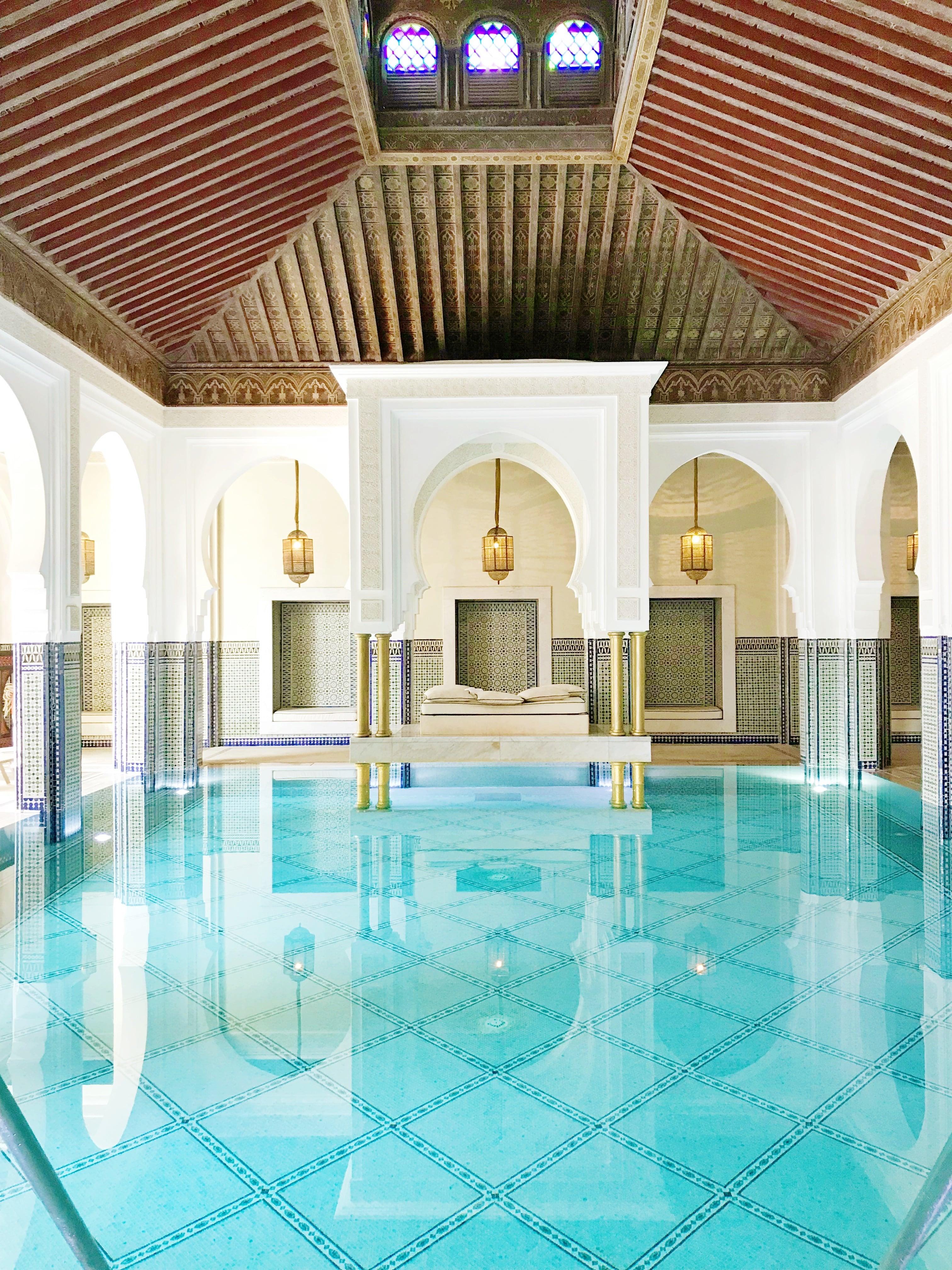 OUR STAY AT LA MAMOUNIA IN MARRAKECH | La Mamounia - La Mamounia Marrakech - La Mamounia Spa - Hotel La Mamounia - La Mamounia Hotel - Mamounia - Morocco Hotels - Marrakech Hotels - Morocco Travel Blog - La Mamounia Review - Hotel Review Morocco - Morocco Travel Blog #morocco #travelblog #marrakech