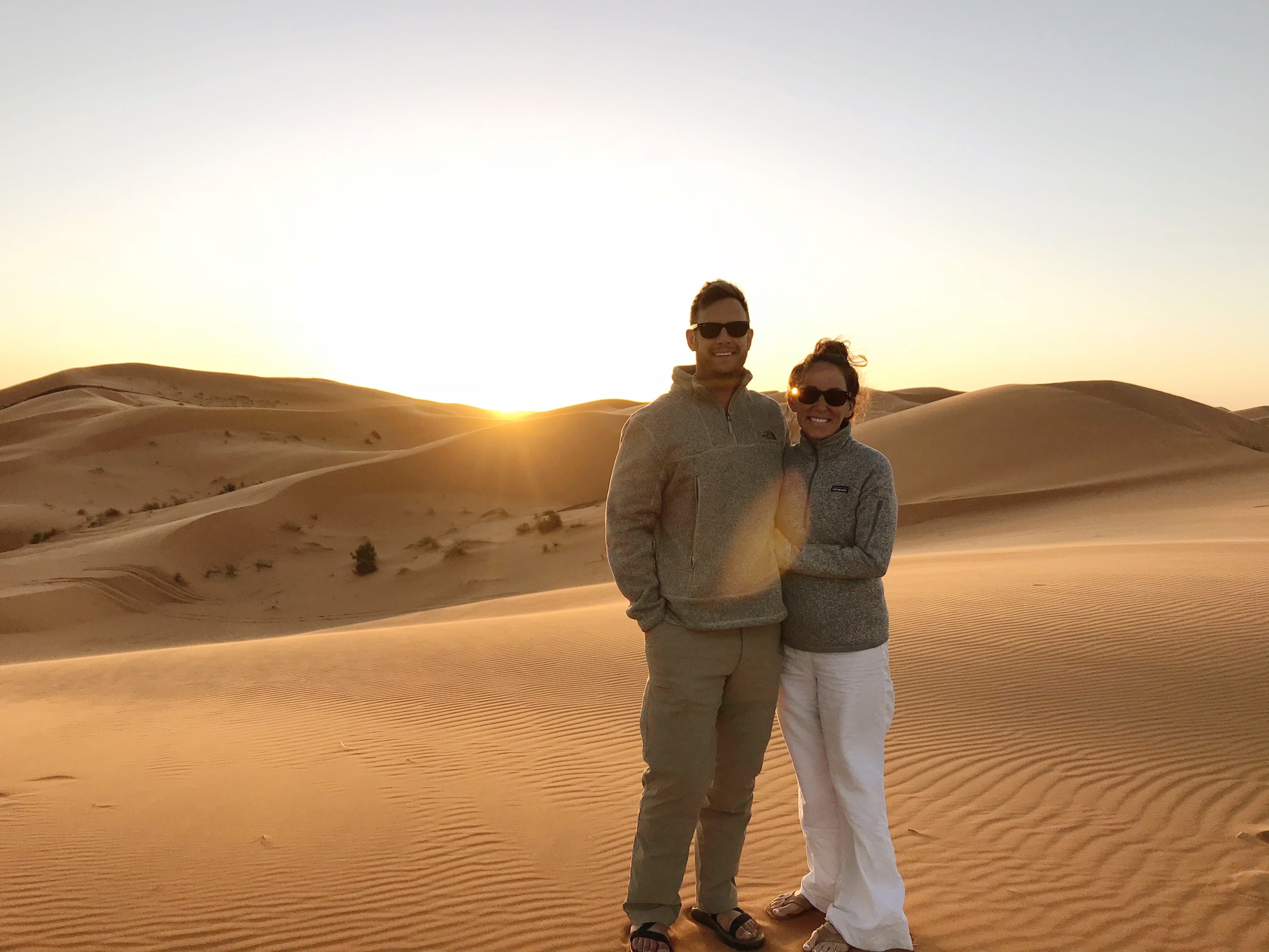 OUR LUXURY DESERT CAMP EXCURSION IN MOROCCO | Morocco Desert Camp - Desert Luxury Camp Morocco - Luxury Desert Camp Morocco - Morocco Sahara Desert Camp - Desert Camp Merzouga Morocco - Erg Chebbi Camp Morocco - Camping Morocco - Best Luxury Desert Camp Morocco - Sahara Desert Camp - Dar Jnan Tiouira - Erg Chebbi Sand Dunes - Morocco Travel Blog - #morocco #saharadesert #travelblog