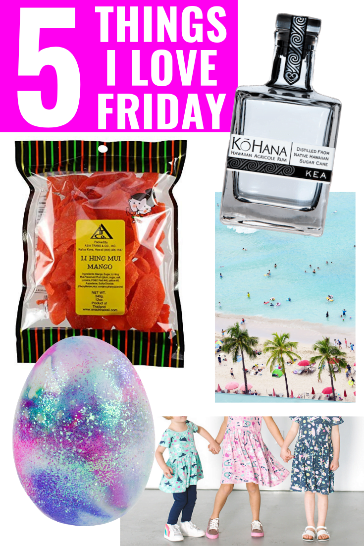 5 Things I Love Friday - Communikait by Kait Hanson
