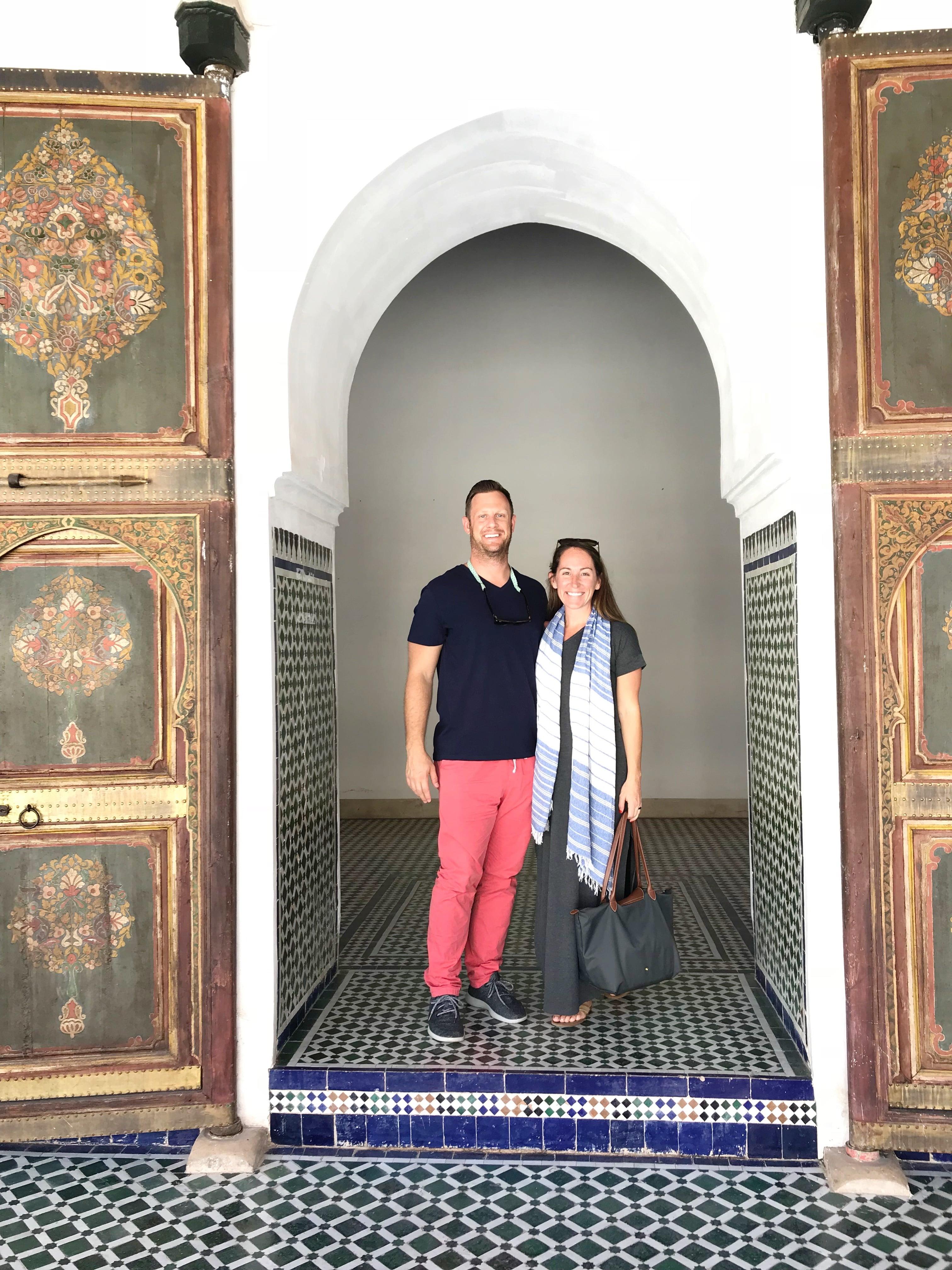 MARRAKECH TRAVEL GUIDE + TIPS | Majorelle Gardens - Marrakech Travel Guide - Marrakech Travel - Marrakech Morocco - Shopping In Marrakech - What To See In Marrakech - What To Do In Marrakech - Marrakech Travel Blog - Marrakech Hotels - Marrakech Weather - Marrakesh - Morocco Travel Blog - Bahia Palace - #morocco #travel #marrakech