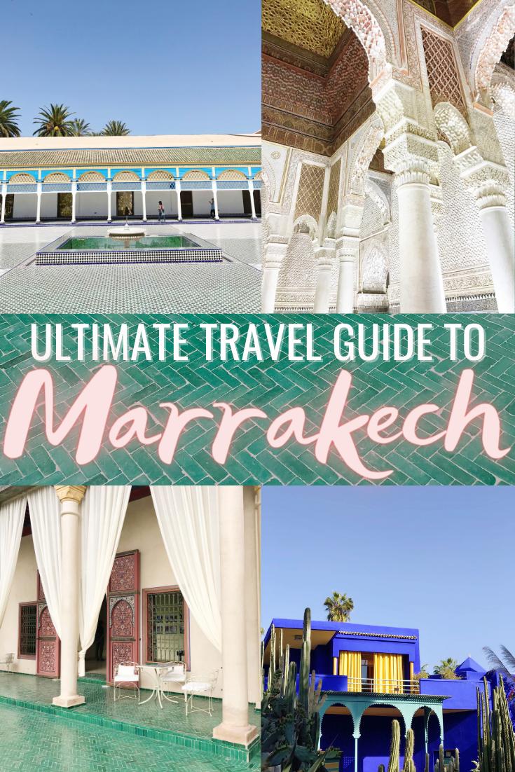 MARRAKECH TRAVEL GUIDE + TIPS | Marrakech Travel Guide - Marrakech Travel - Marrakech Morocco - Shopping In Marrakech - What To See In Marrakech - What To Do In Marrakech - Marrakech Travel Blog - Marrakech Hotels - Marrakech Weather - Marrakesh - Morocco Travel Blog