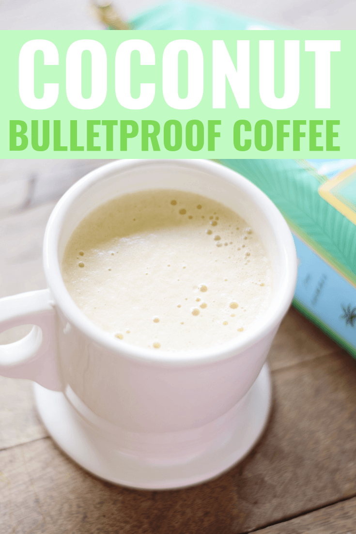 Coconut Bulletproof Coffee