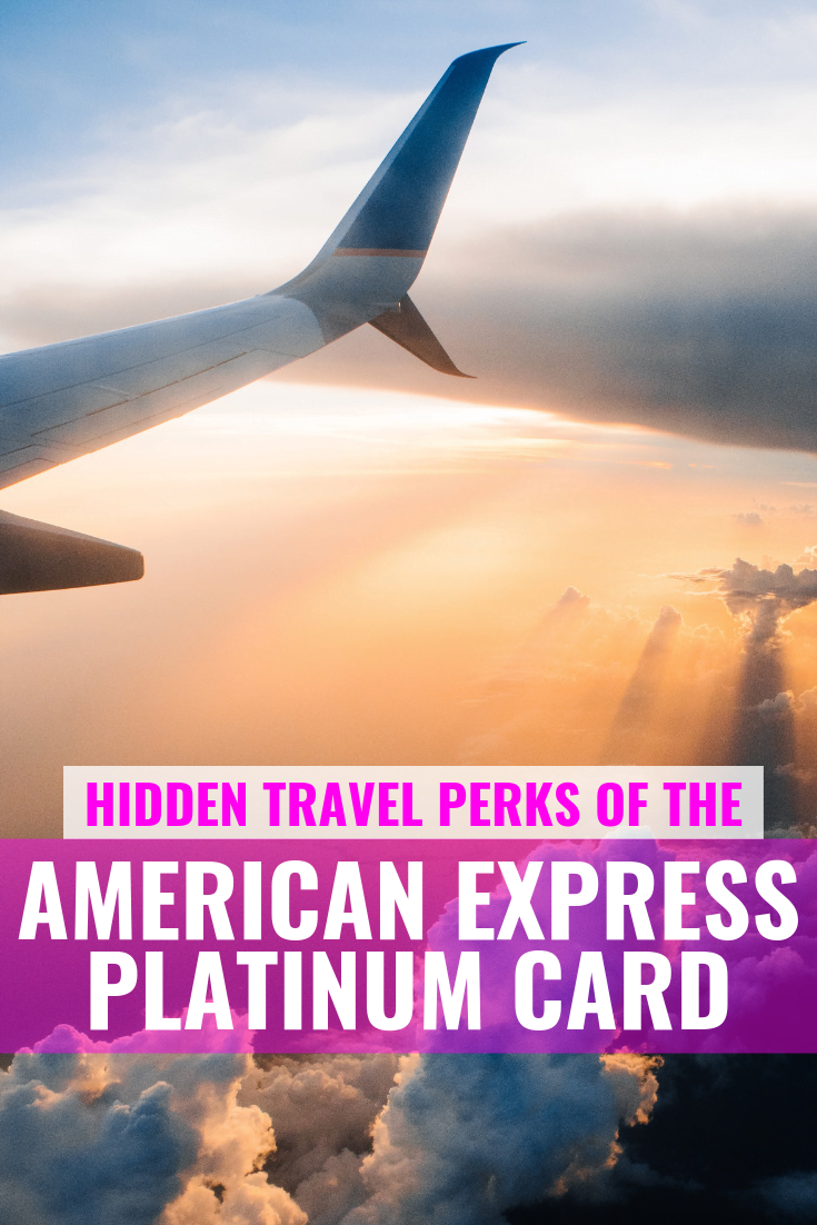 Traveling With American Express Travel Concierge