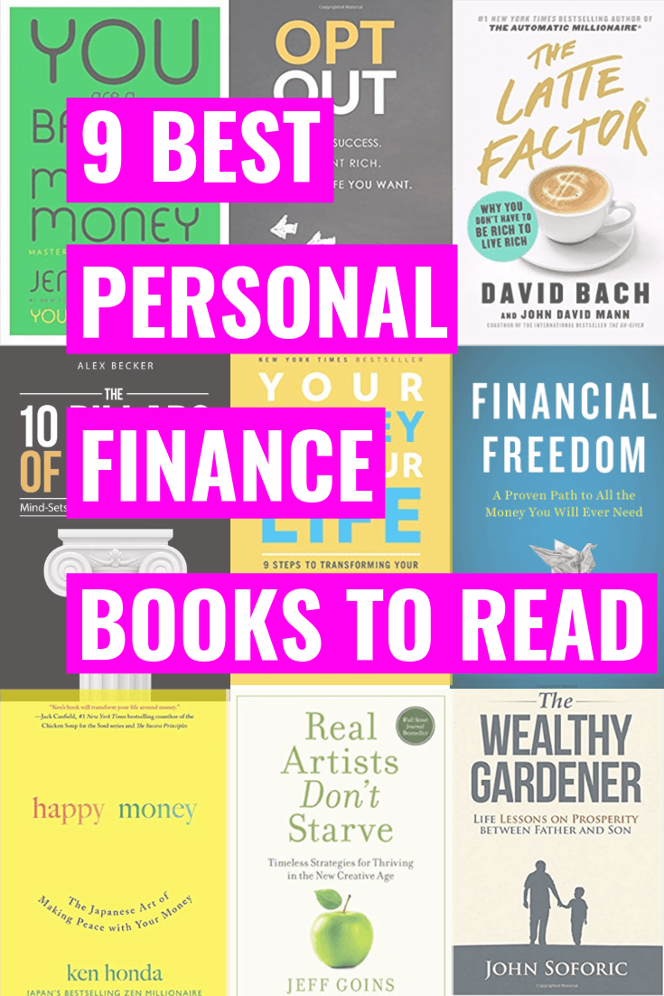 9 Best Personal Finance Books