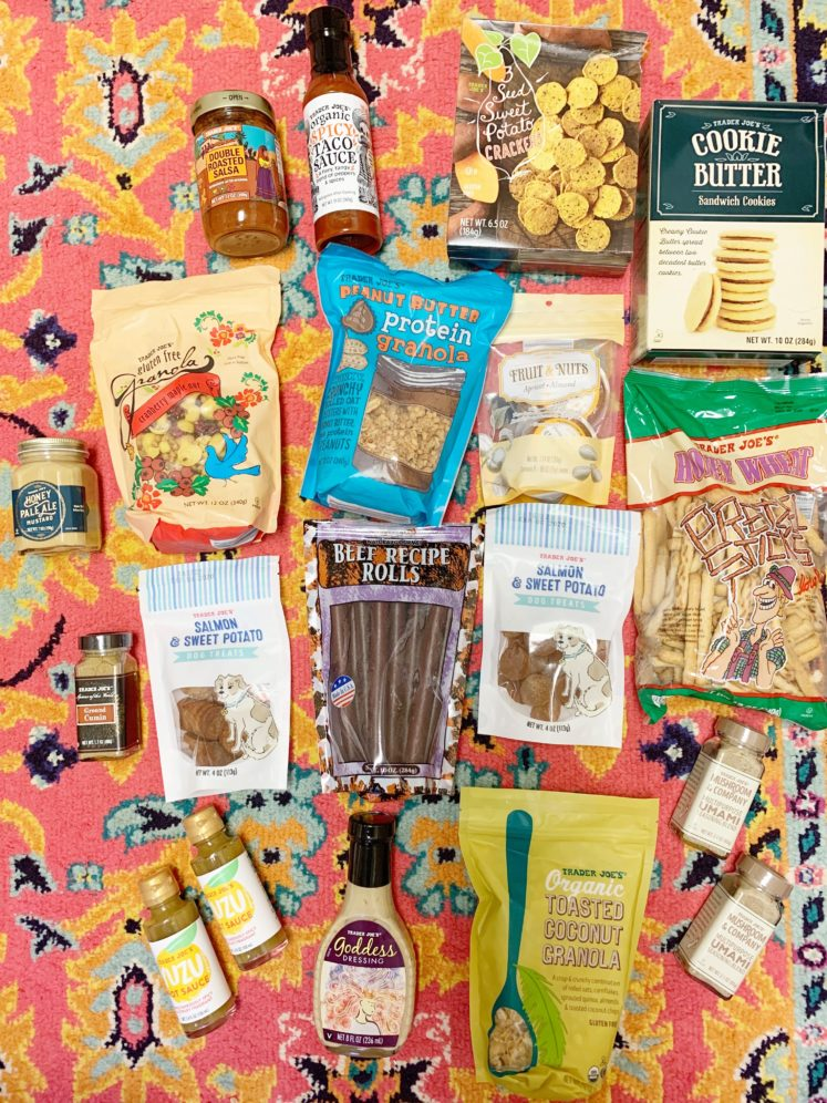 My Trader Joe's Haul From Utah - Trader Joe's Favorites - What To Buy At Trader Joe's