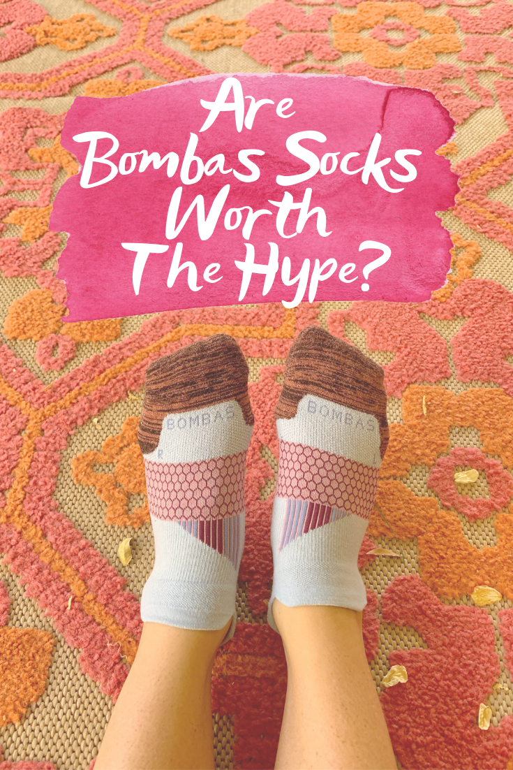 Bombas Socks - By now you've heard of Bombas Socks - but why won't people stop talking about them? Sharing a full review of Bombas socks! | Bombas.com - Where To Buy Bombas - Bombas Socks Review - Bombas Socks Amazon #bombas