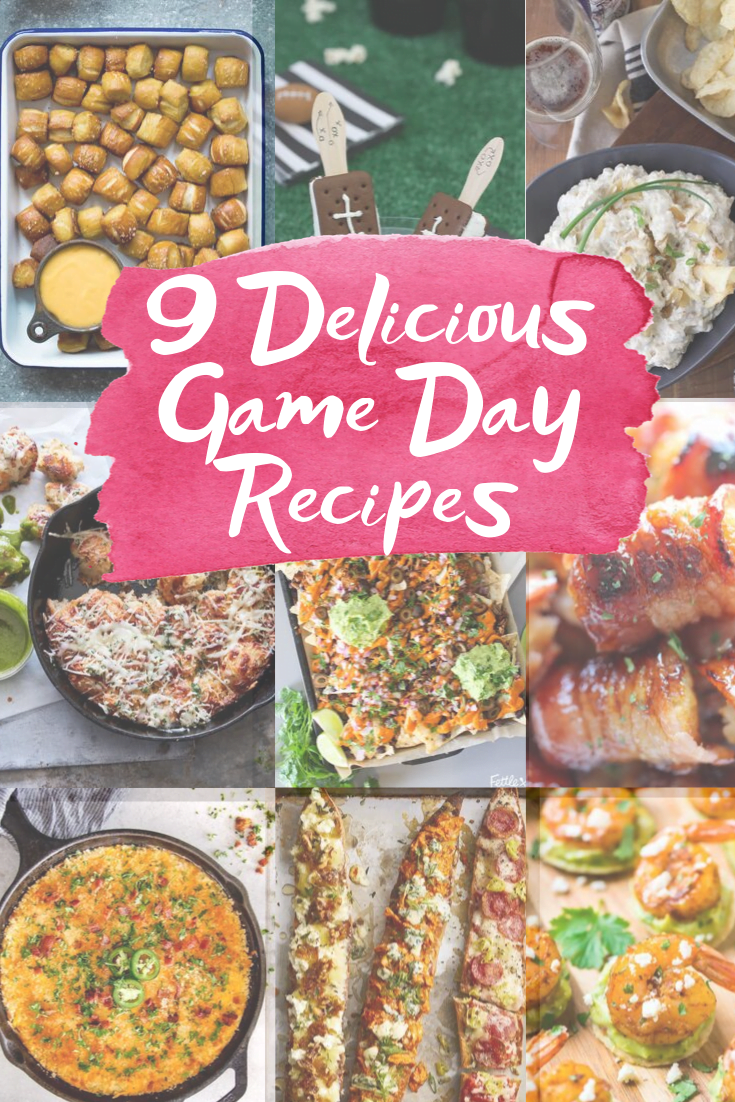 9 Football Food Ideas For Any Game Day Party