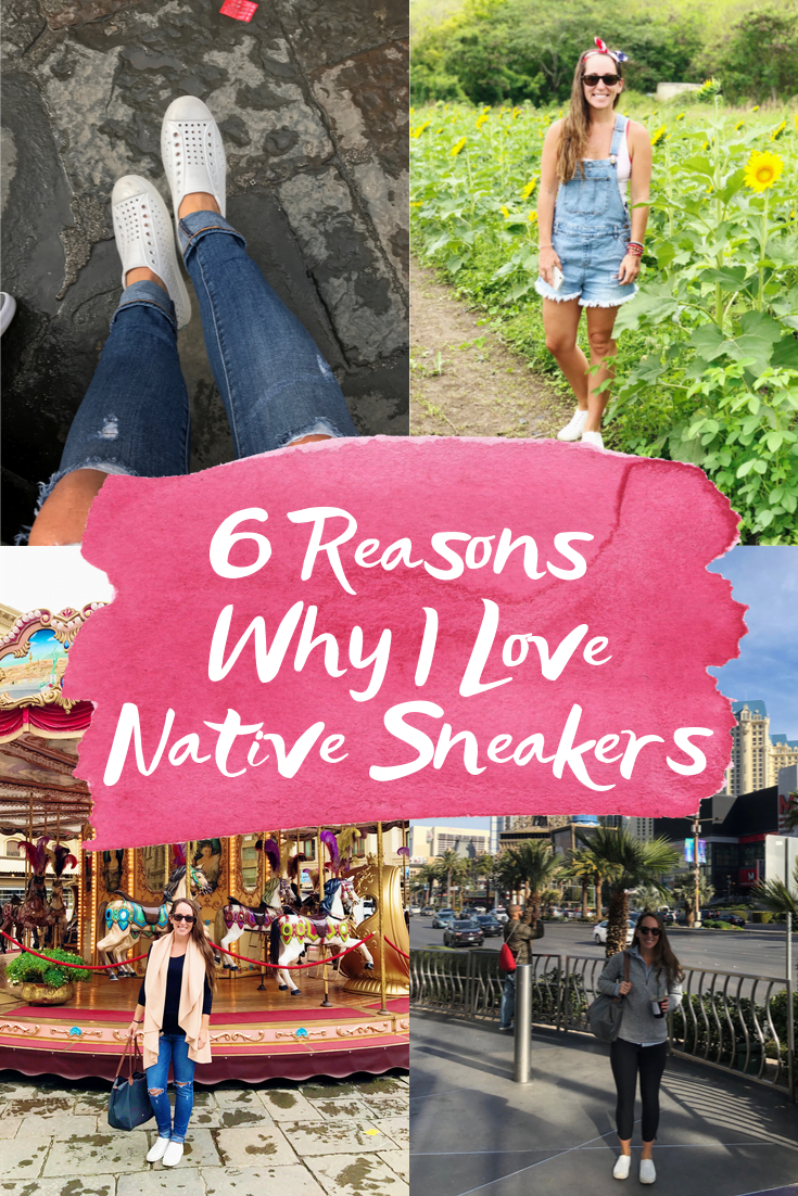 6 Reasons I Love Native Sneakers | My Native Shoes Review - Sharing my honest thoughts on the Native Shoes Jefferson sneaker, including if they are worth buying! - Native Shoes - Native Jefferson Sneaker - Slip-On Sneaker Review