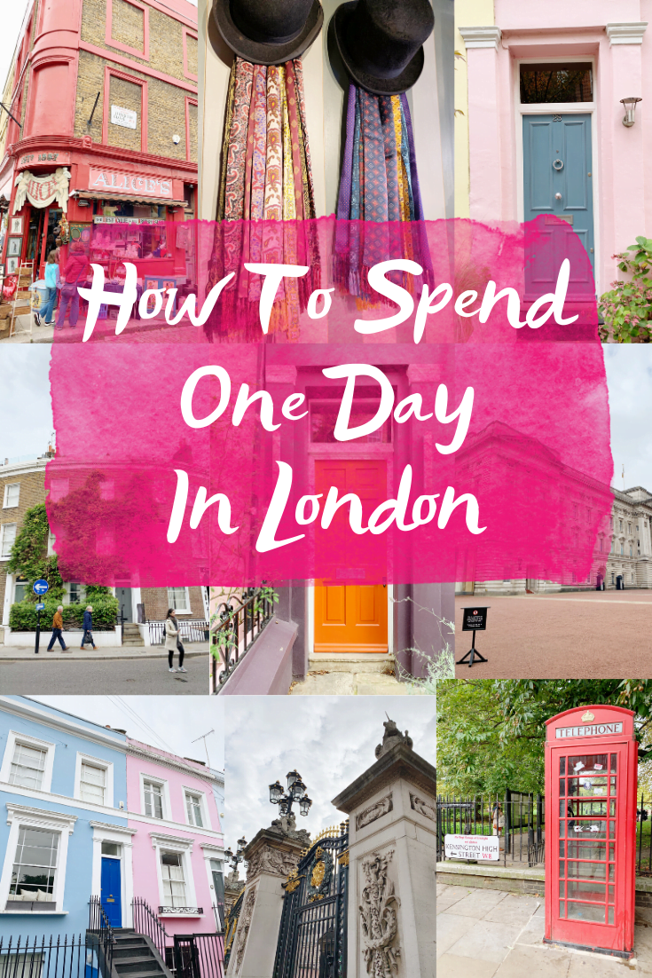 My Day In London