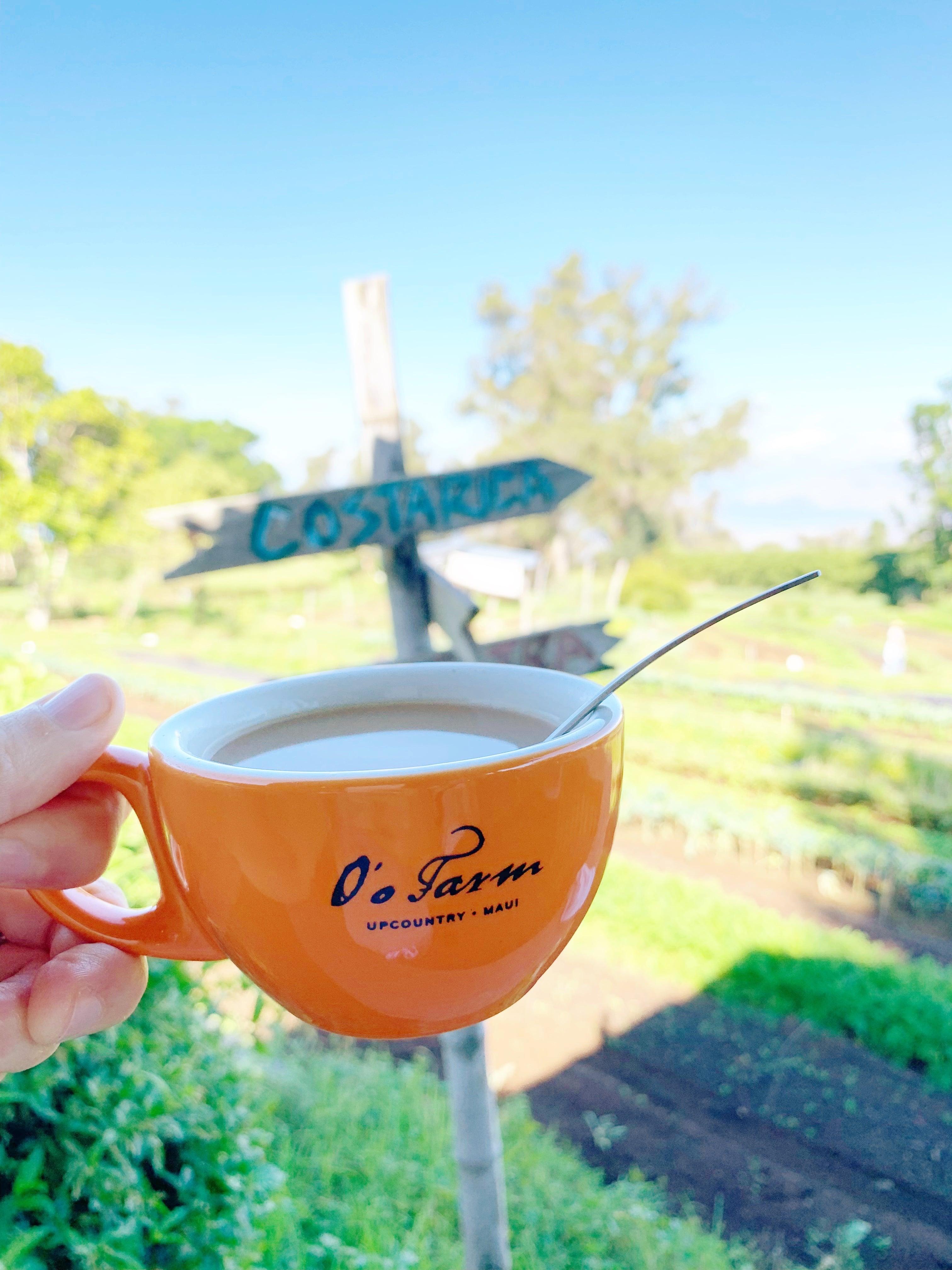 O'o Coffee Farm Maui