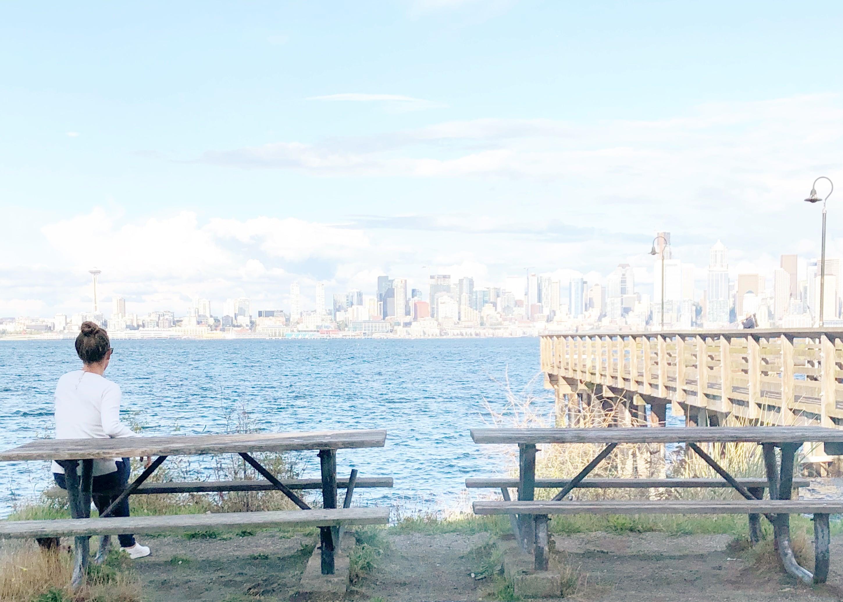 Mini Seattle Travel Guide - Marination ma kai - Seattle waterfront restaurant