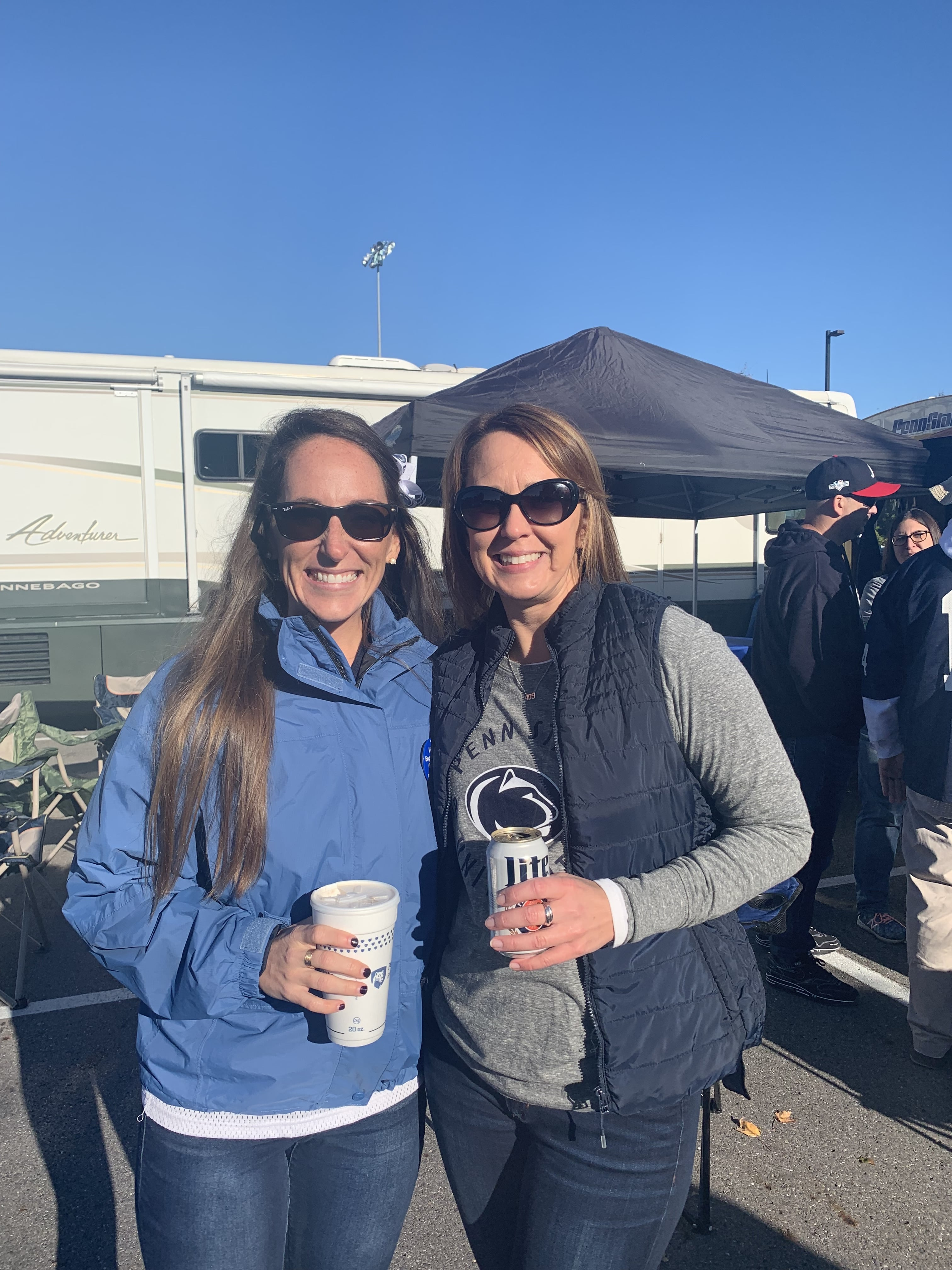 Penn State Homecoming 2019 - A trip to Penn State in State College, Pennsylvania for the 2019 Homecoming football game! | Penn State Football - State College, Pennsylvania - Beaver Stadium - Tailgating - PSU - Happy Valley