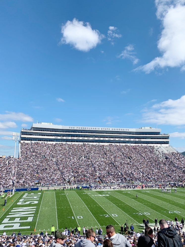 Penn State Homecoming 2019