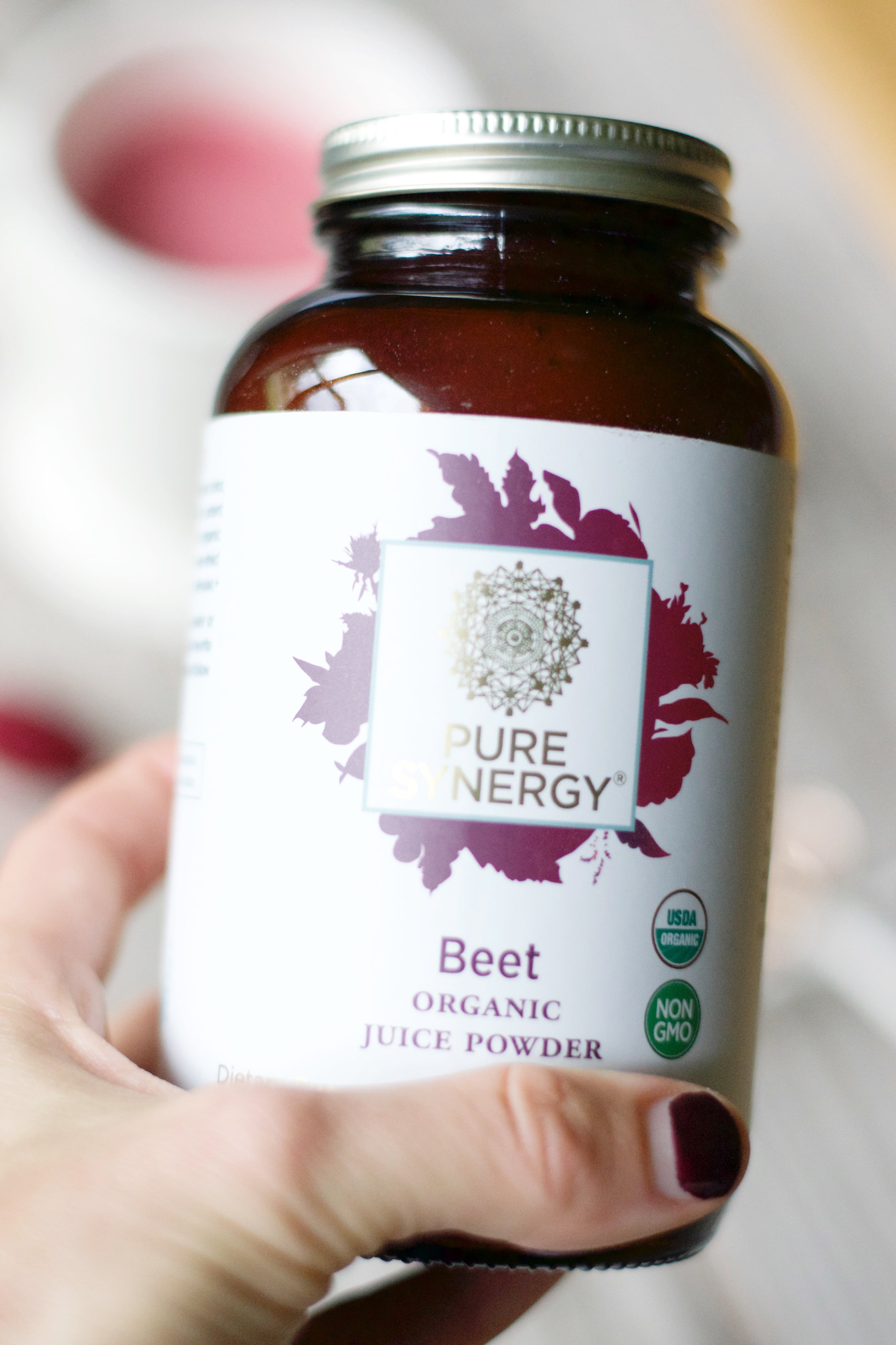 Pure Synergy Organic Beet Juice Powder