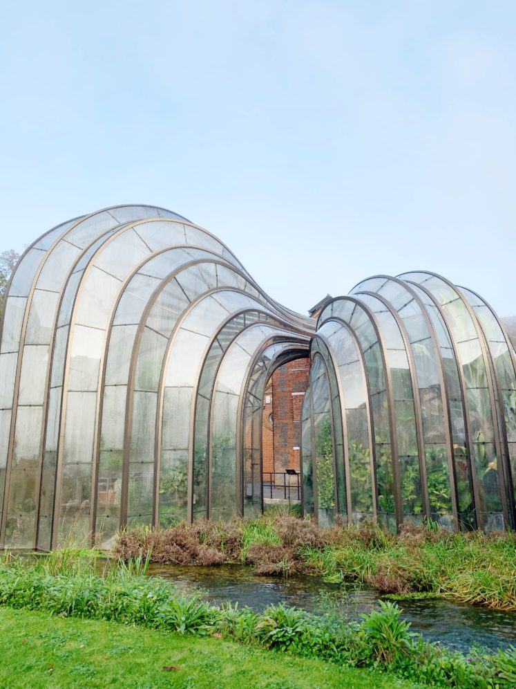 Touring Bombay Sapphire Distillery