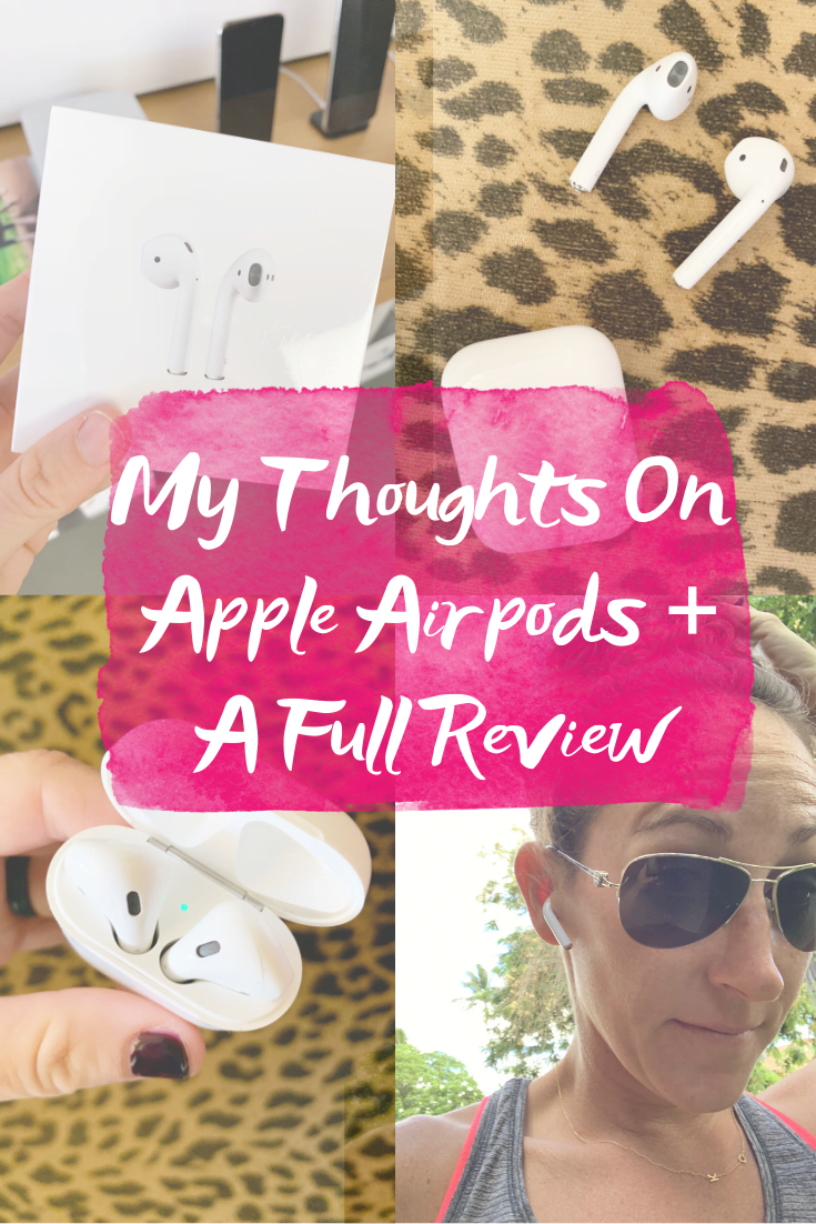 My Thoughts On Apple Airpods + A Full Review