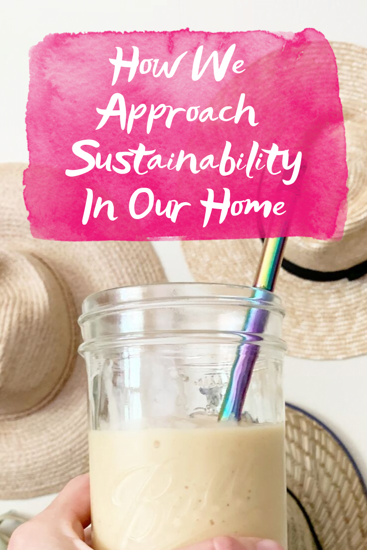 Our Realistic Approach To Sustainability