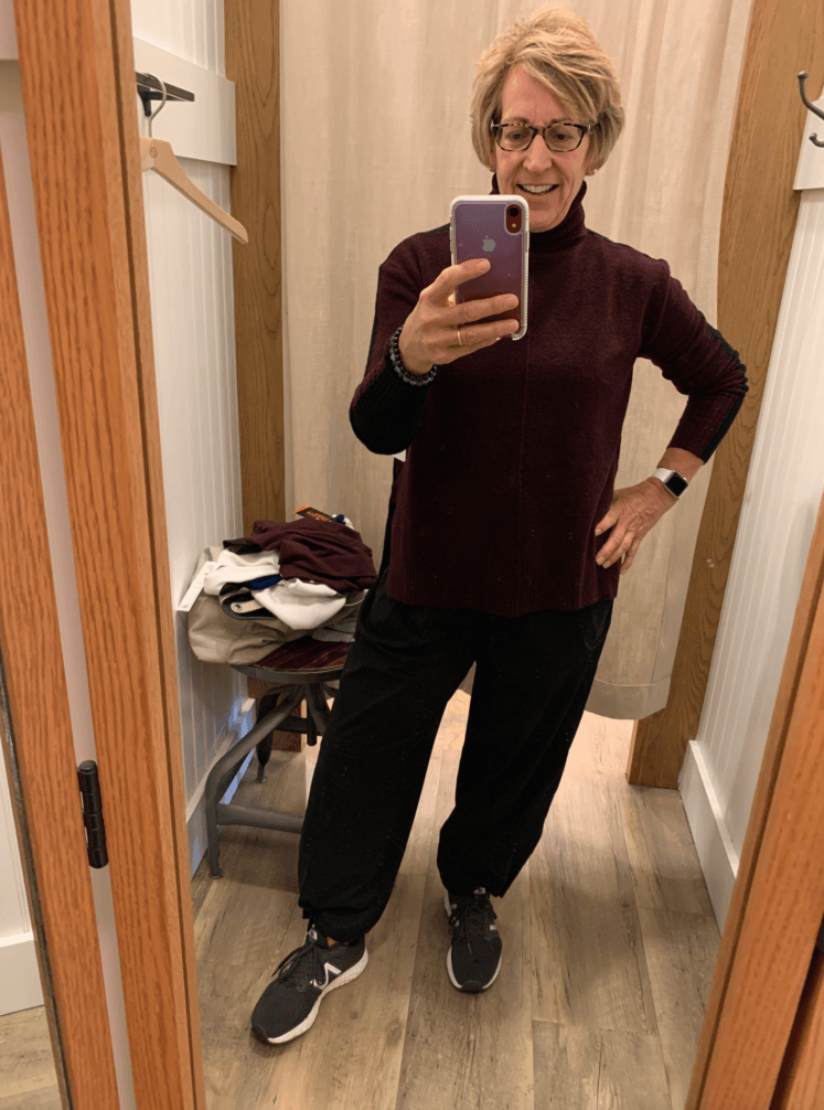 Dressing Room Diaries: Athleta